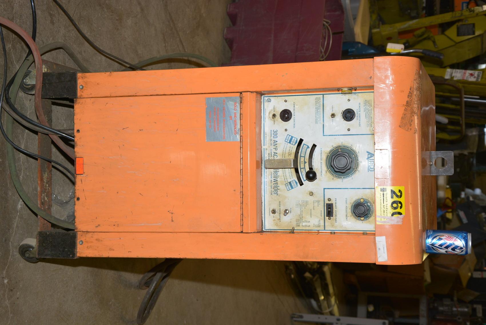 Airco Tig welder