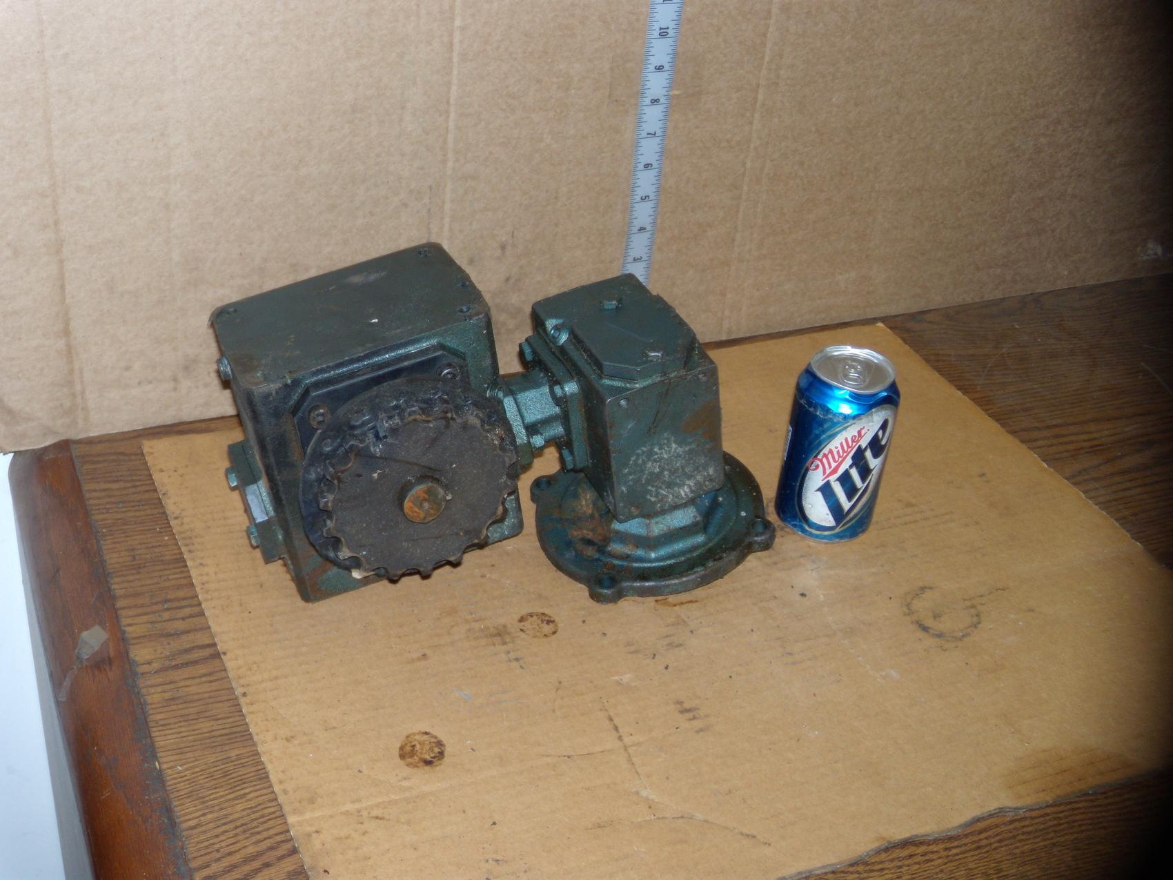 Dayton 4z248d Dc Motor 1 4hp W Speed Controller