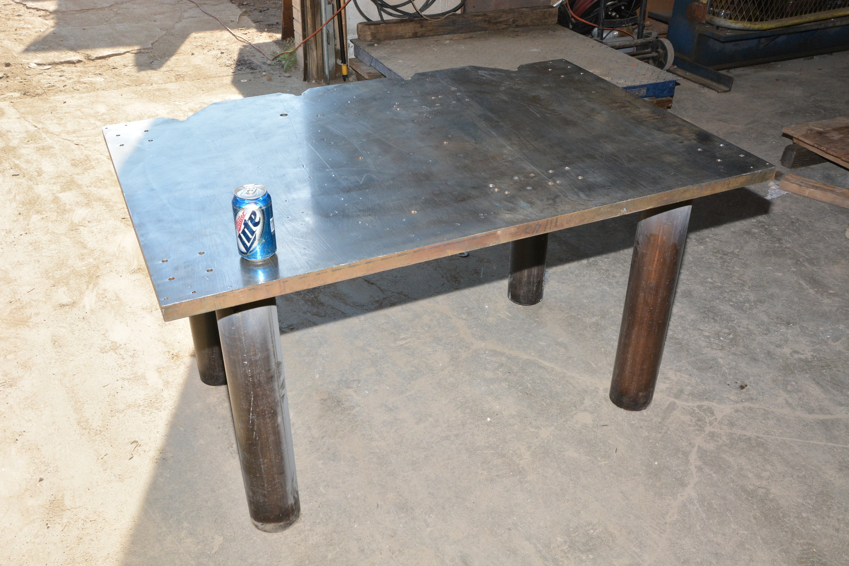 1000  ideas about Wrought Iron Table Legs on Pinterest | Table ...