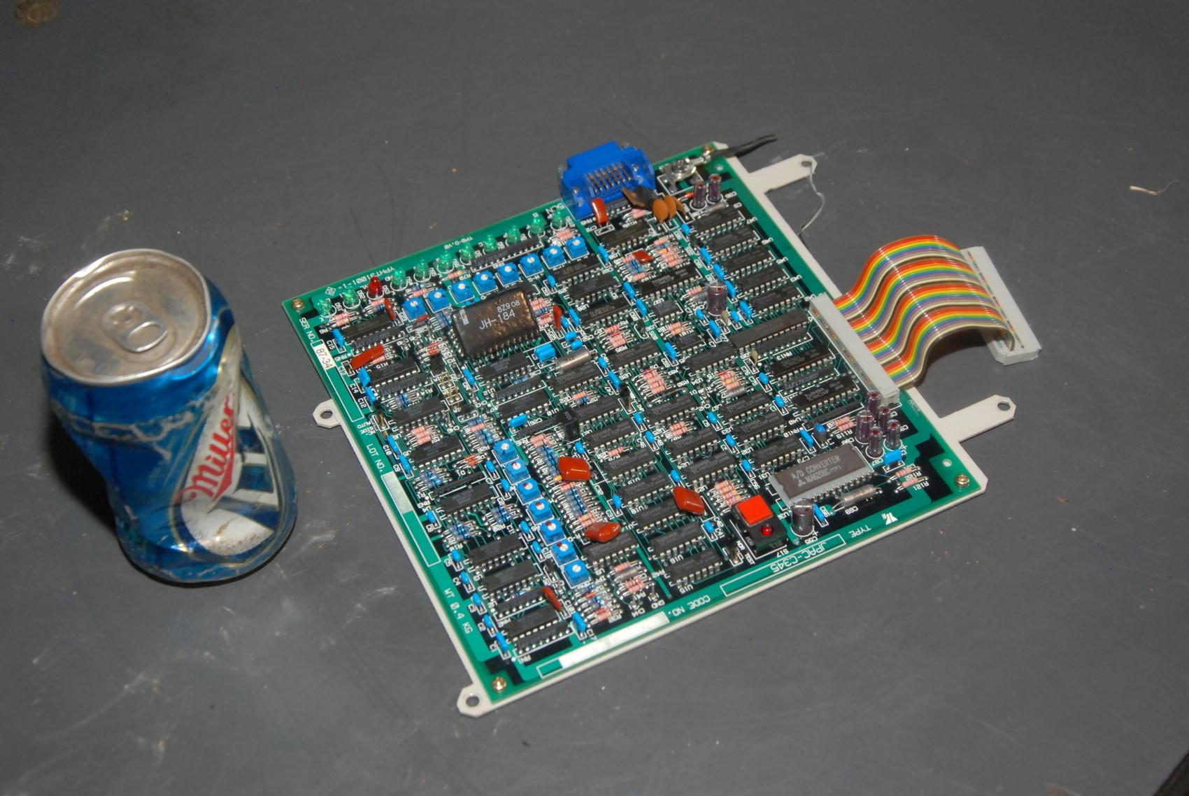 Yaskawa JPAC-C345 Drive control Circuit Board