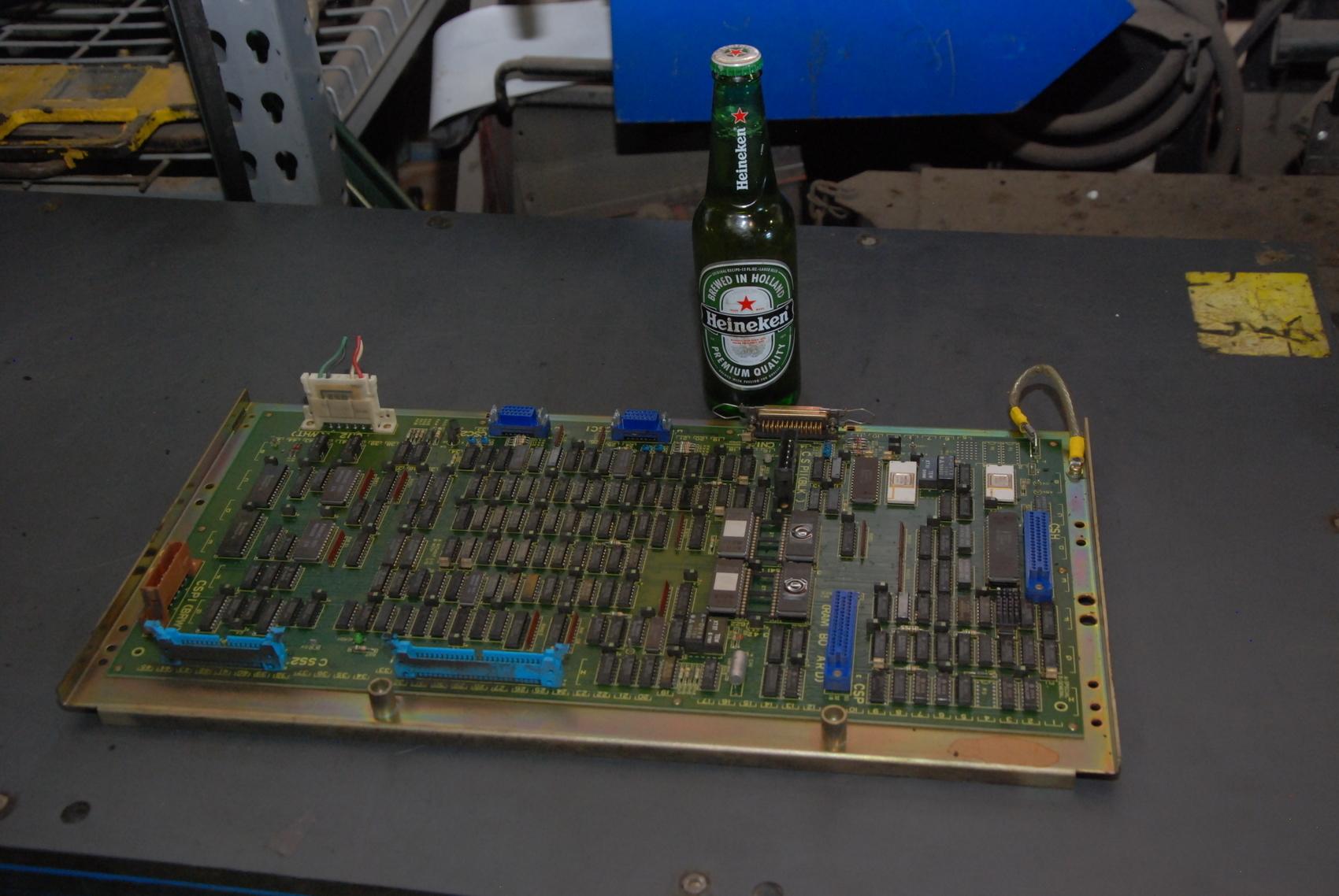 Fanuc A20B-1000-0570/04B Circuit Board