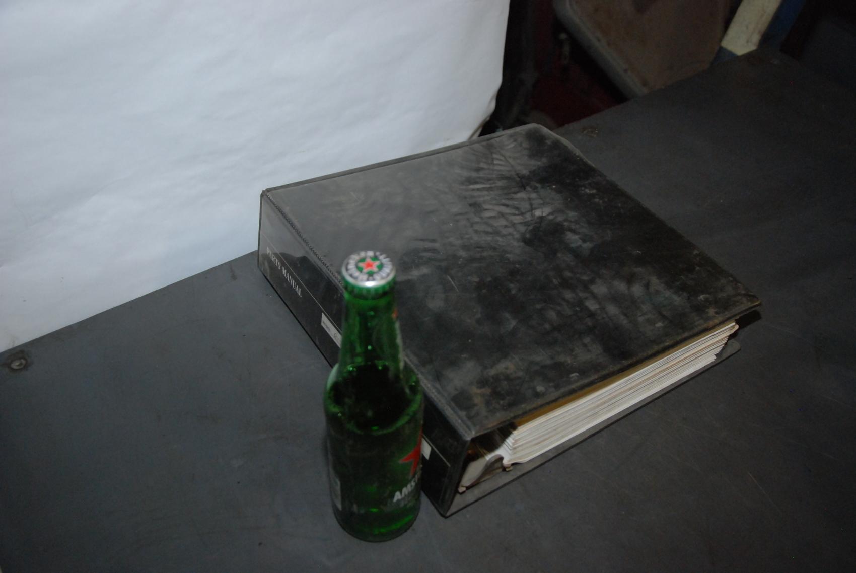 GROVE RT745 Crane parts manual nopl