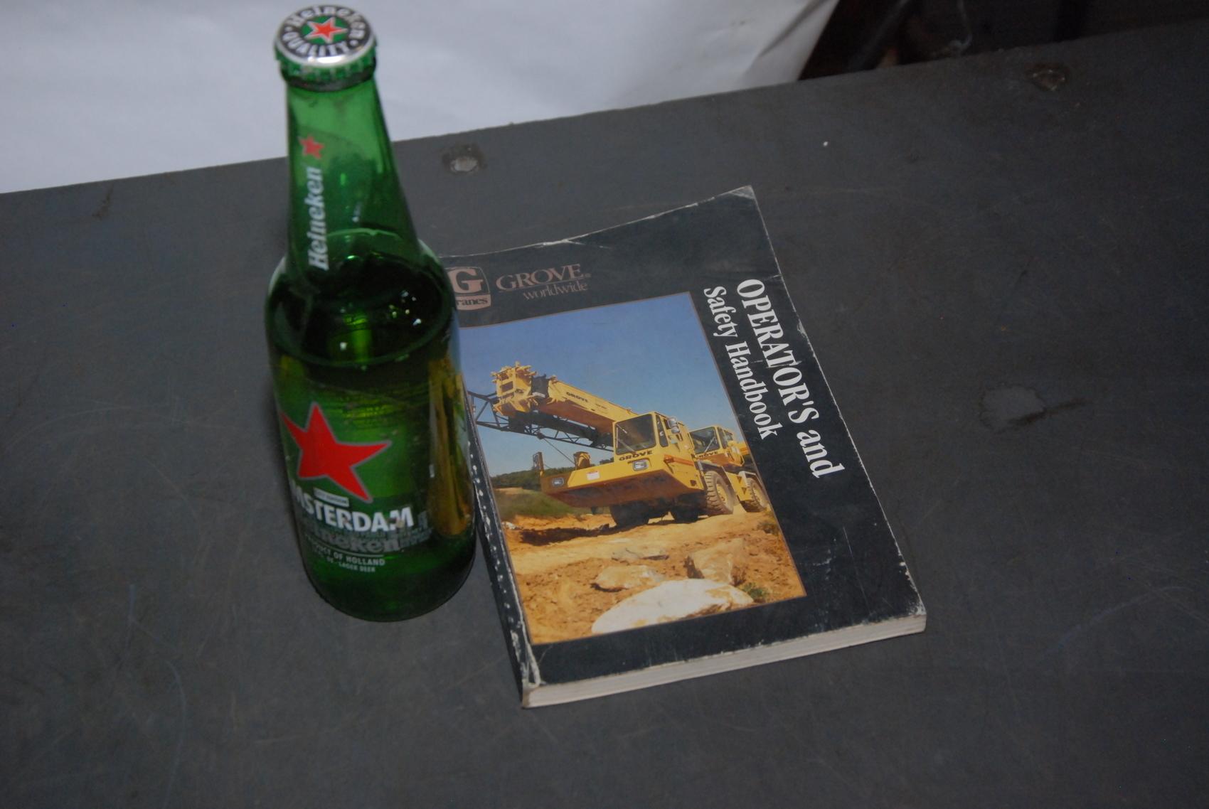 GROVE RT900 series Crane operators handbook nopl
