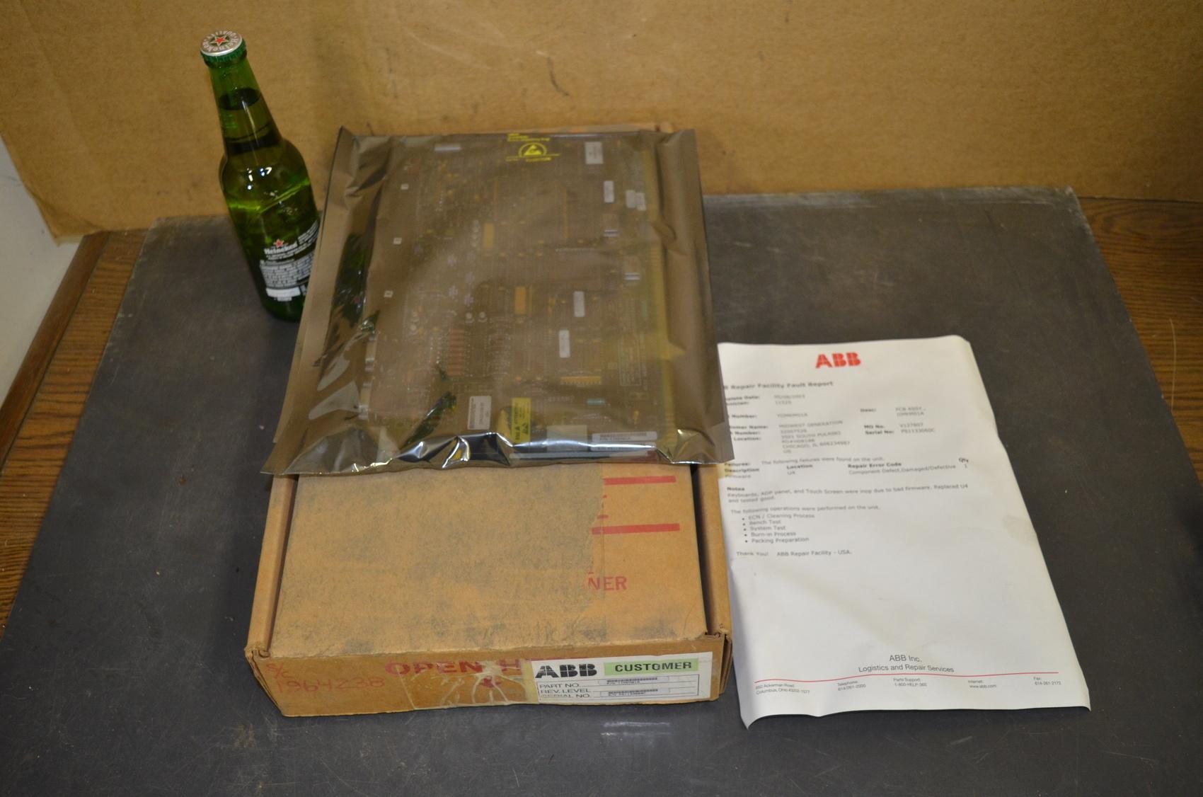 ABB IIMKM01A PC BOARD