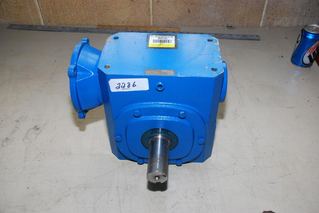 New dayton 4z015 1hp 60 1 56c face gearbox speed reducer for Dayton gear motor catalog