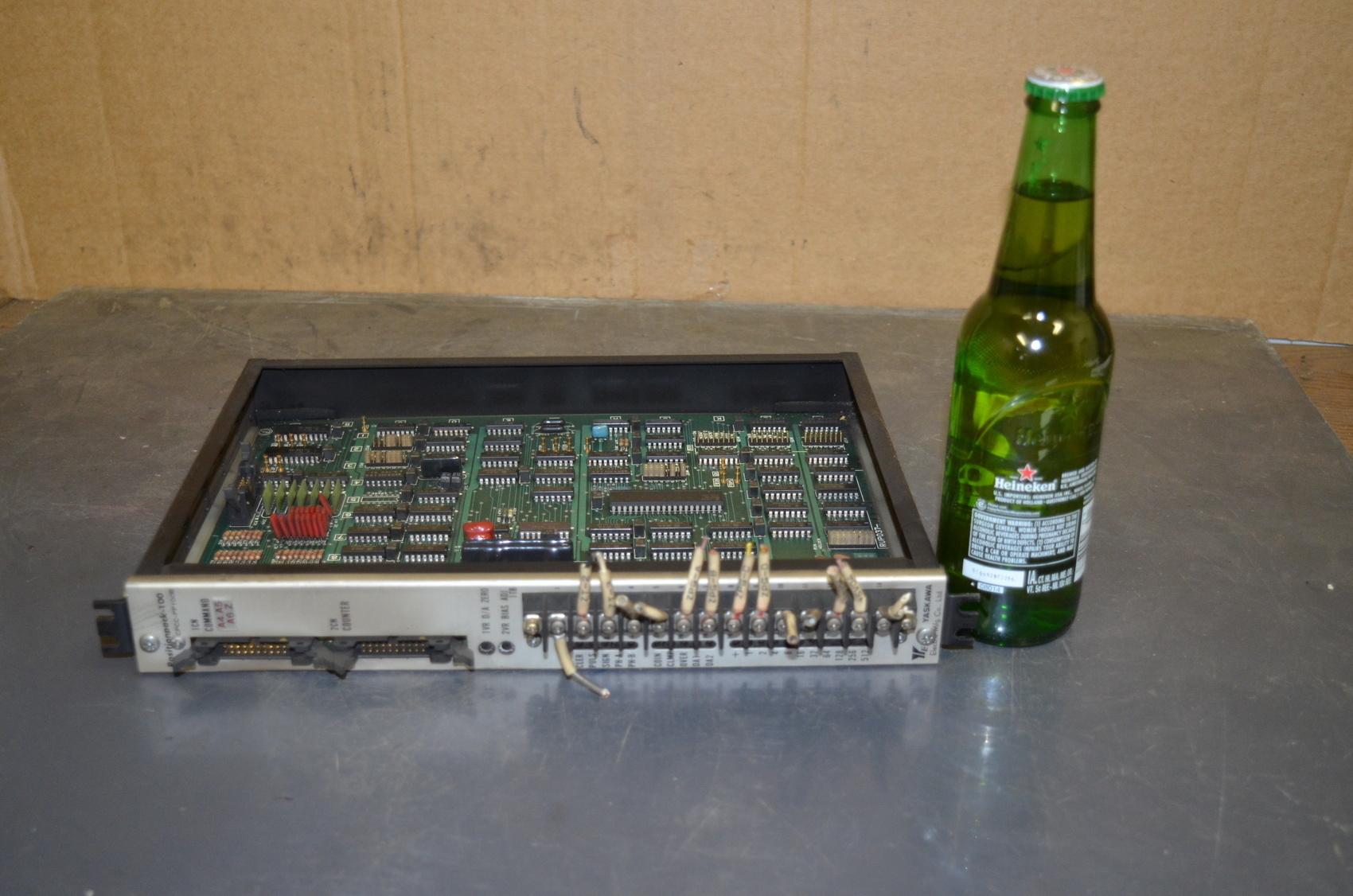 YASKAWA Positionpack-100 Board;CPCC-PP100B;1CN;Command A4.A5.A6.Z