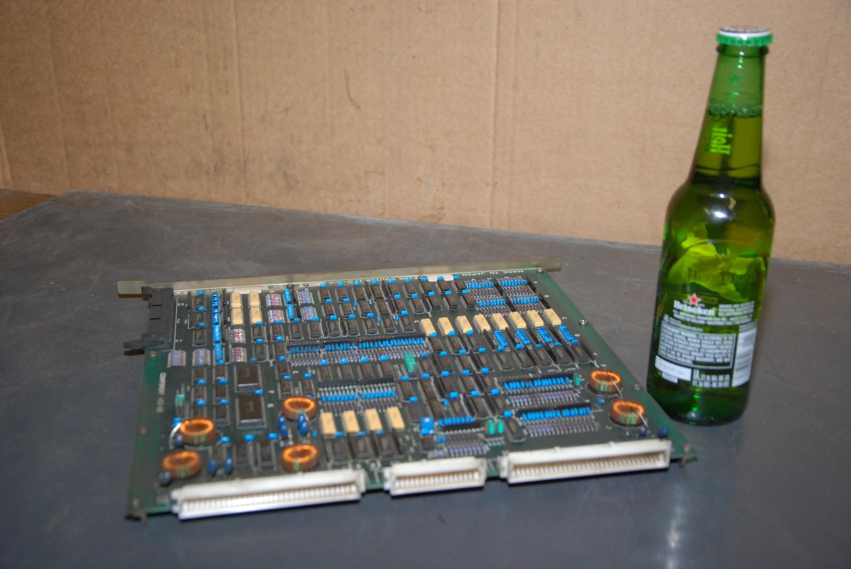 Fine Sodick I/O-01ED Circuit Board