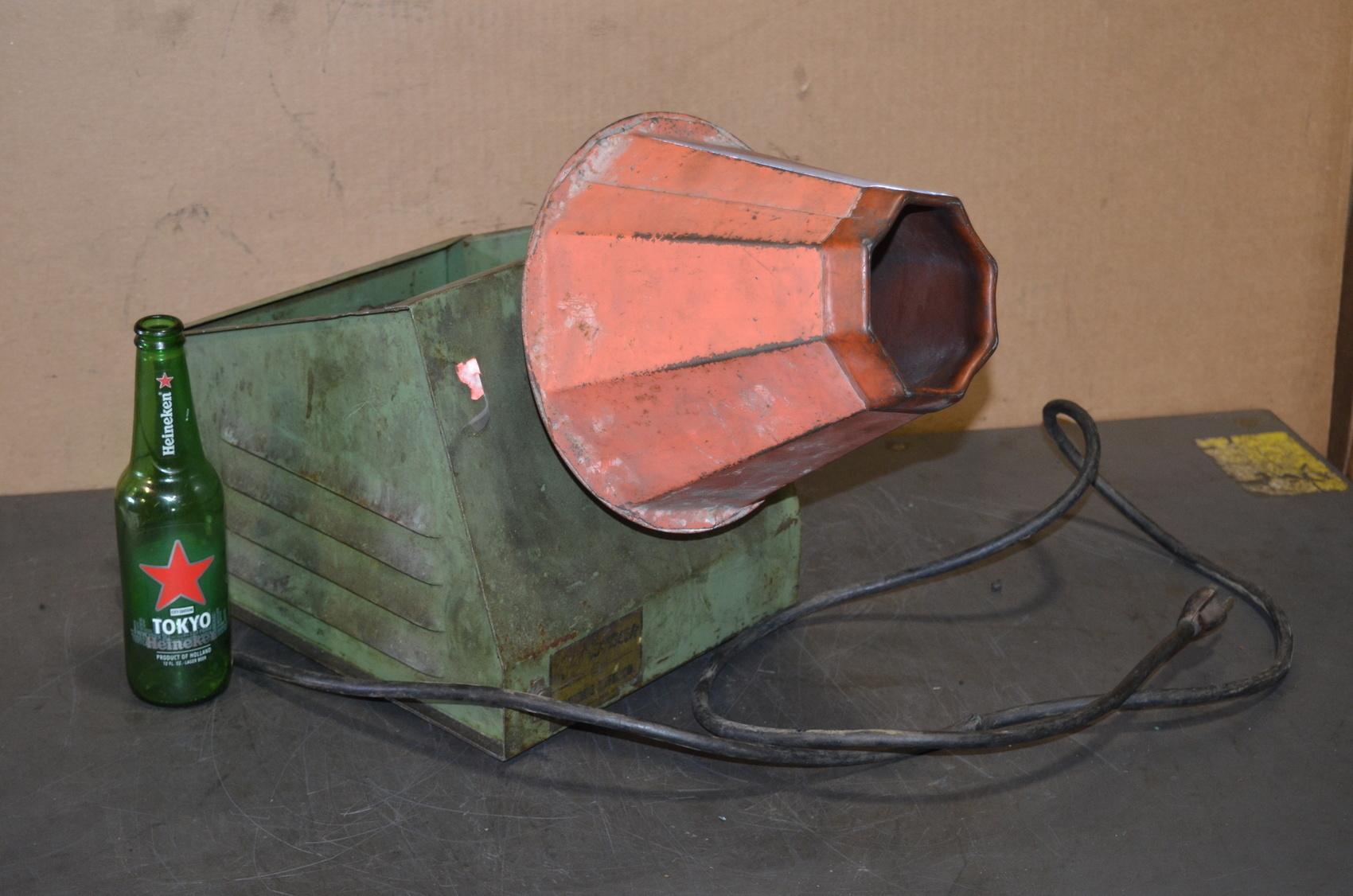 Rampe Vibratory Deburring and Finishing Machine Rock tumbler