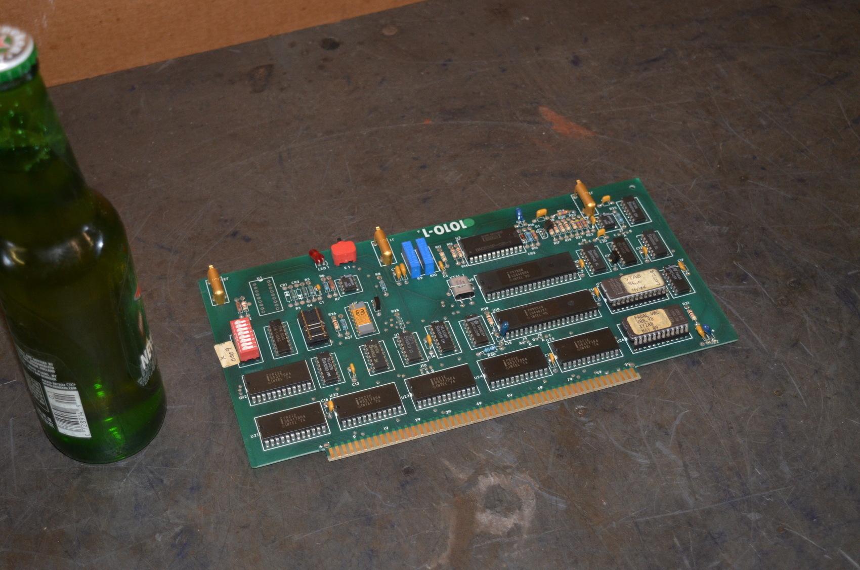 Fadal 1010-1A Circuit Board