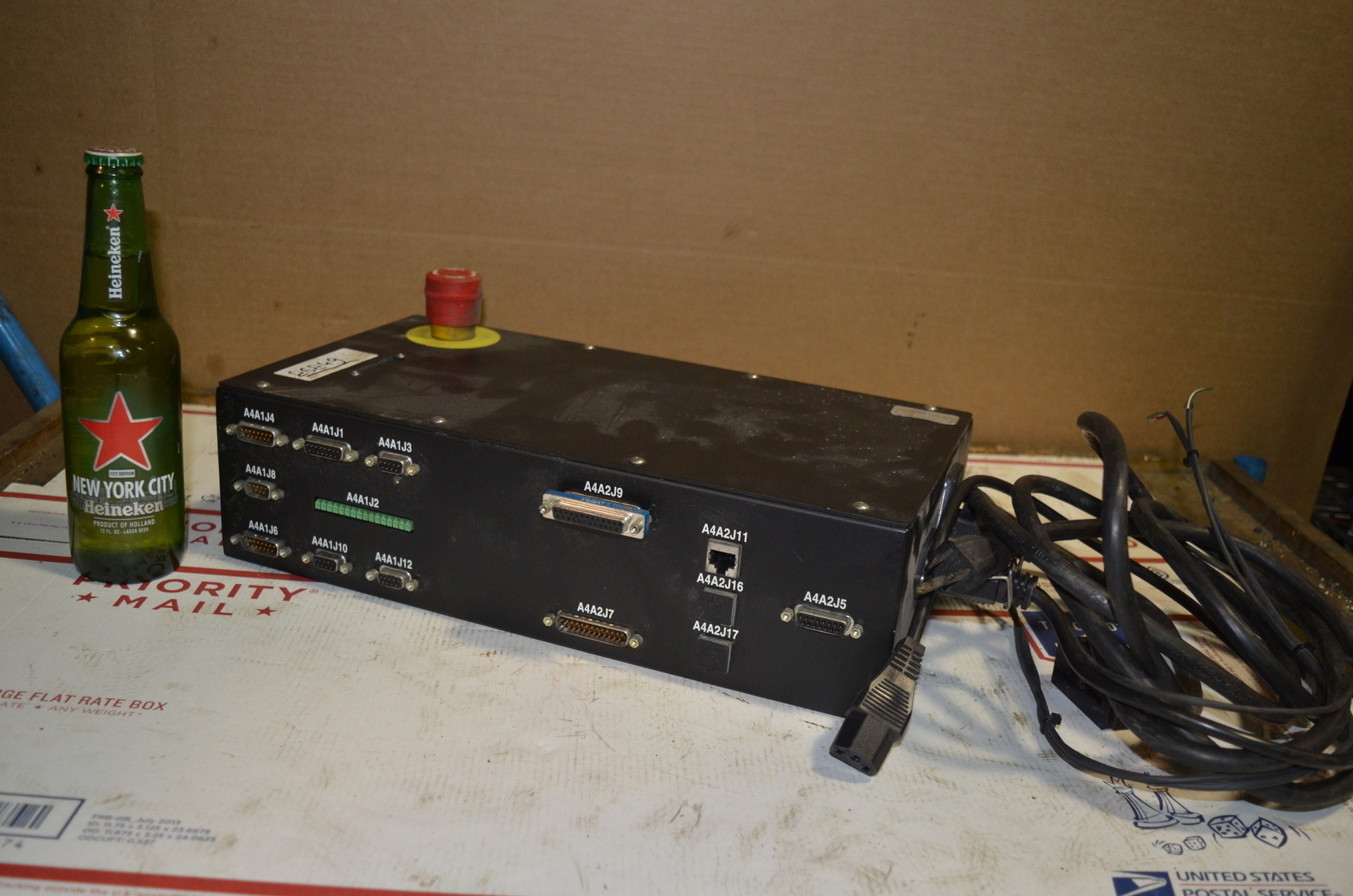 Diagraph PA5000LT CPU accy.6160530 rev B for LABEL MAKER