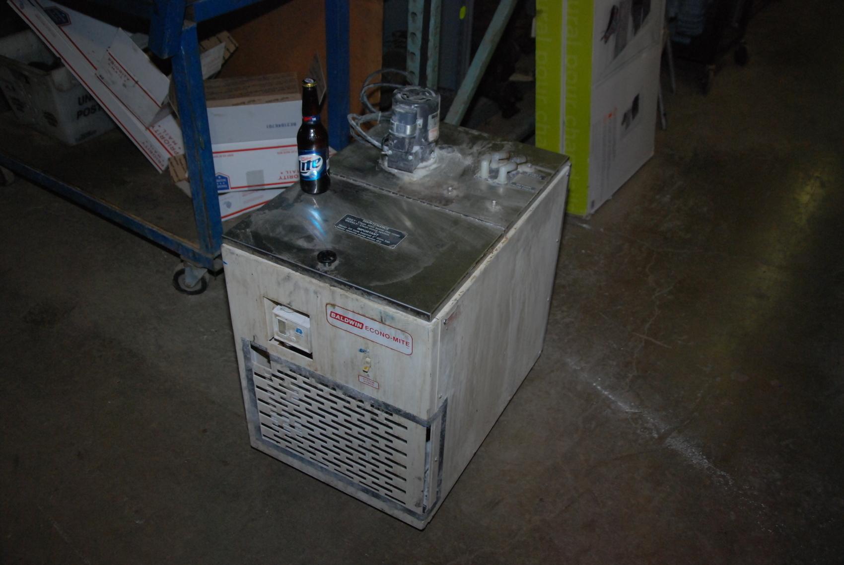 Baldwin Chilling System;1PH;207-253VAC;SN 804-0211 roland chiller