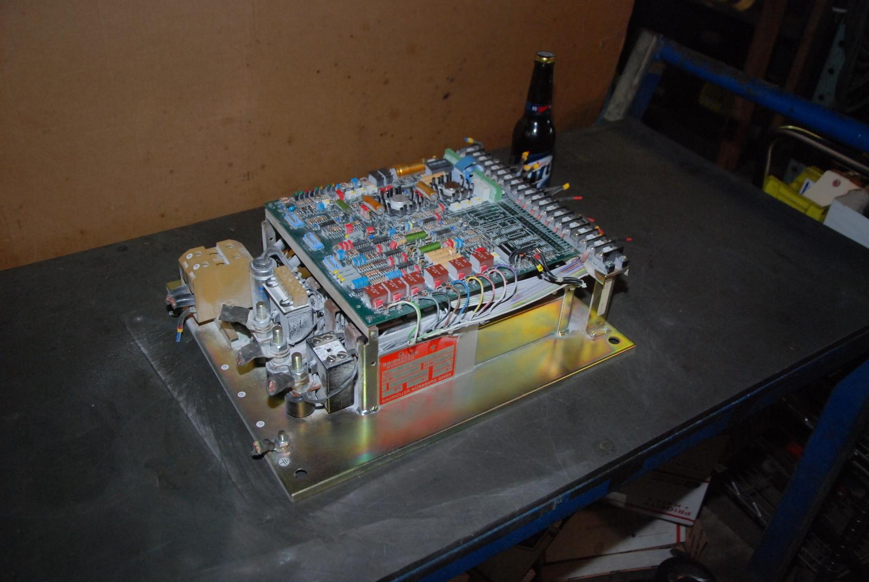 Baumuller BKD 6/120/460-228000R00 MSM ROLAND CONTROLLER BOARD