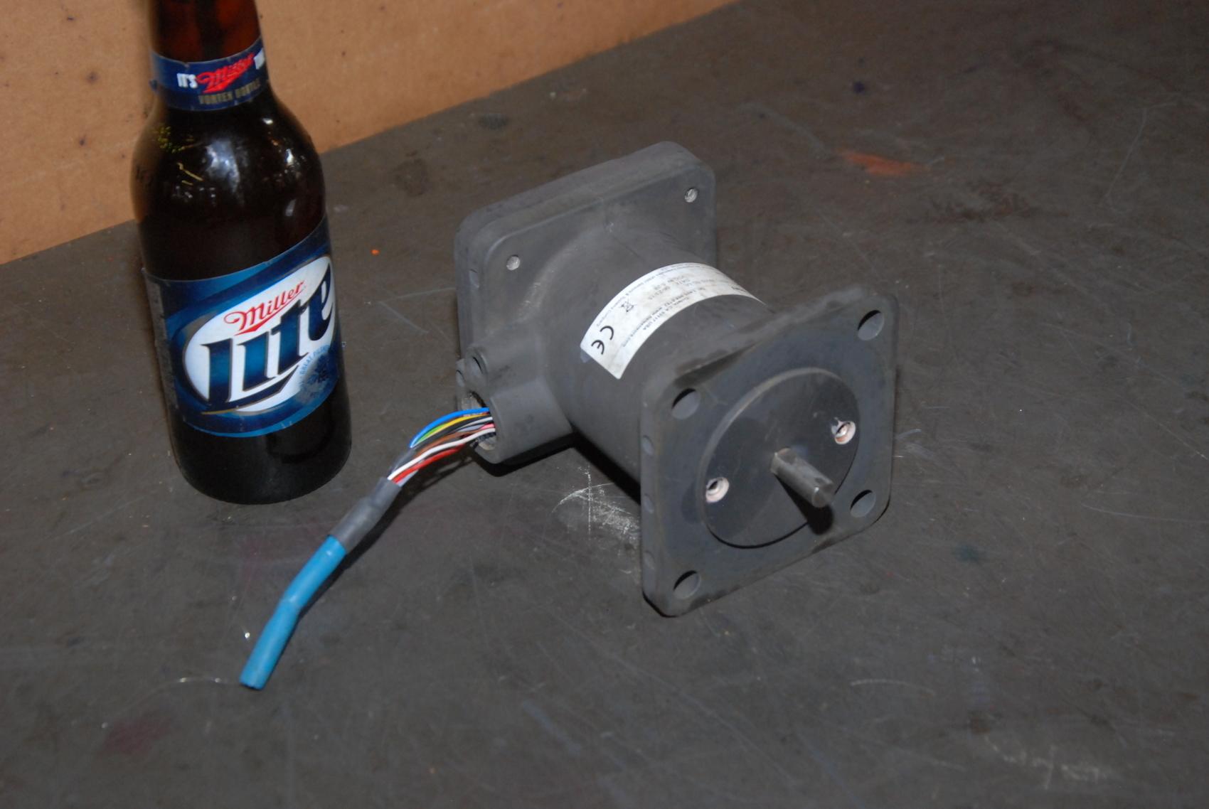 BEI Sensors H38D-3600-ABZC-28V/5-SC-UL Encoder