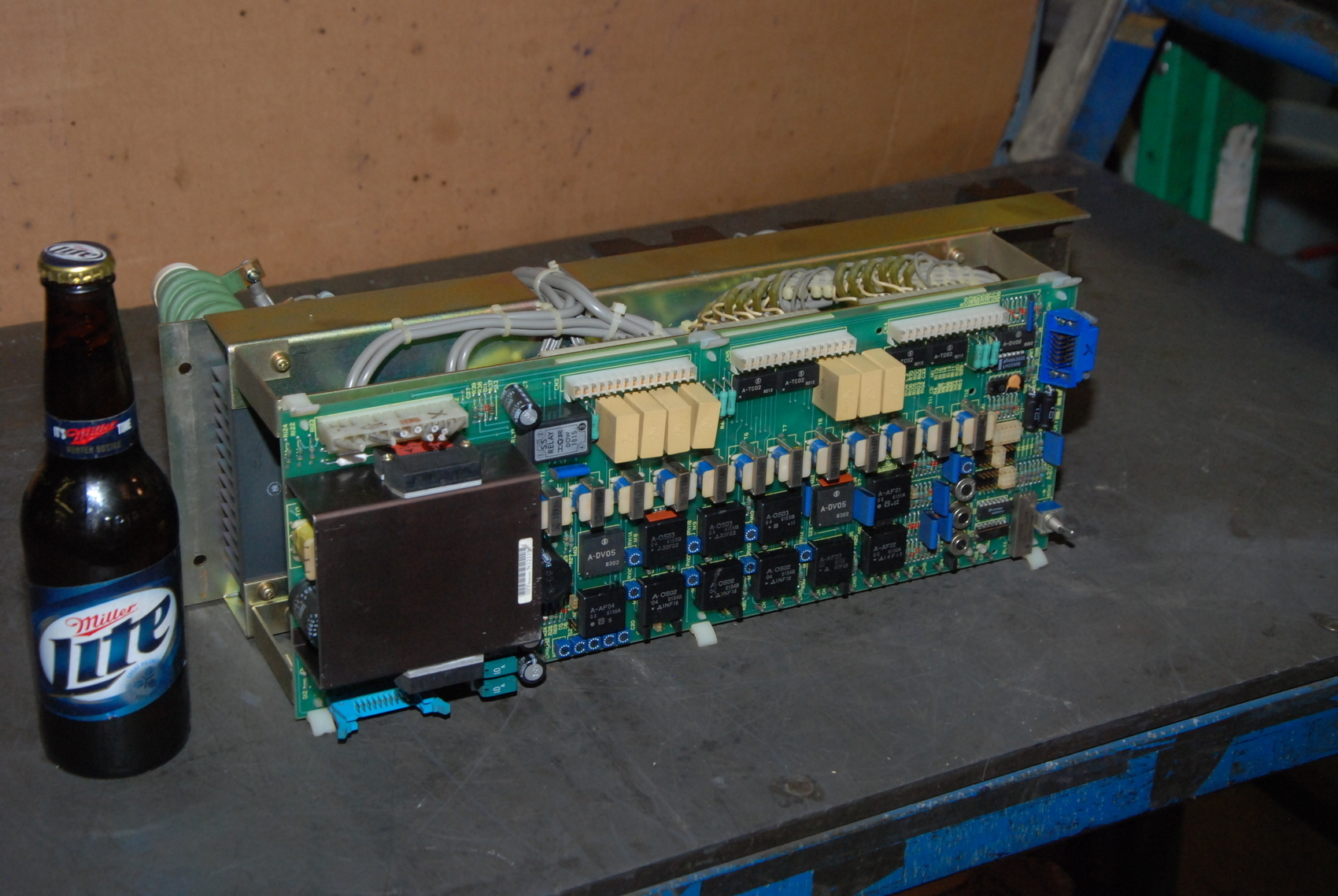 Fujitsu Fanuc A20B-0004-0170 Servo Drive