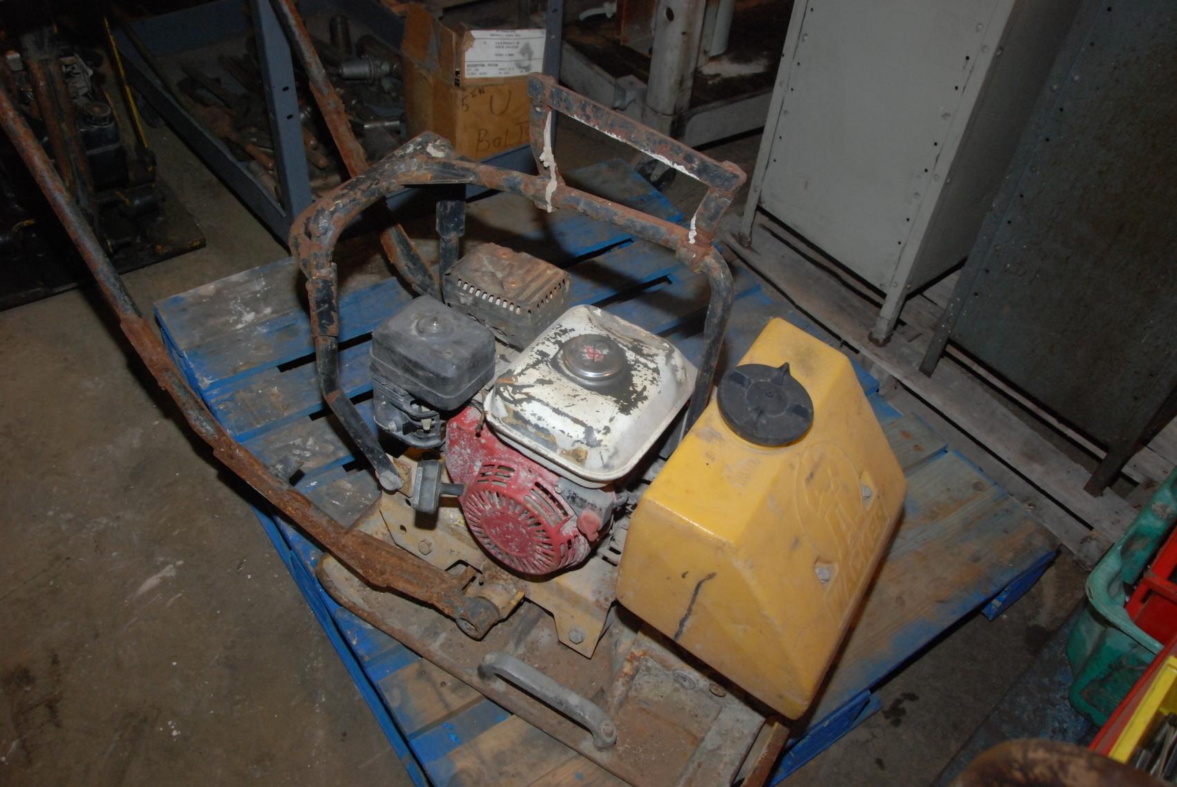 Wacker VPA1350W Plate Compactor;96kg