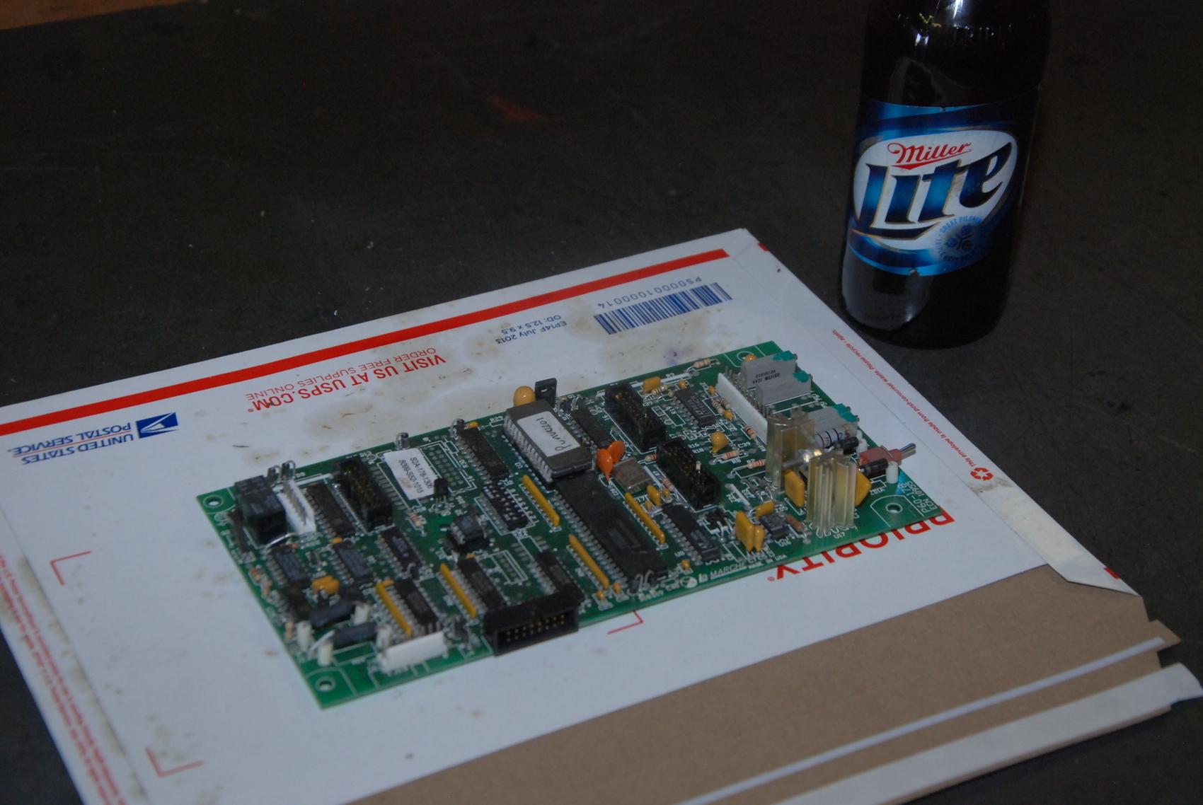 La Marche P60-178 ECN10955 Circuit Board