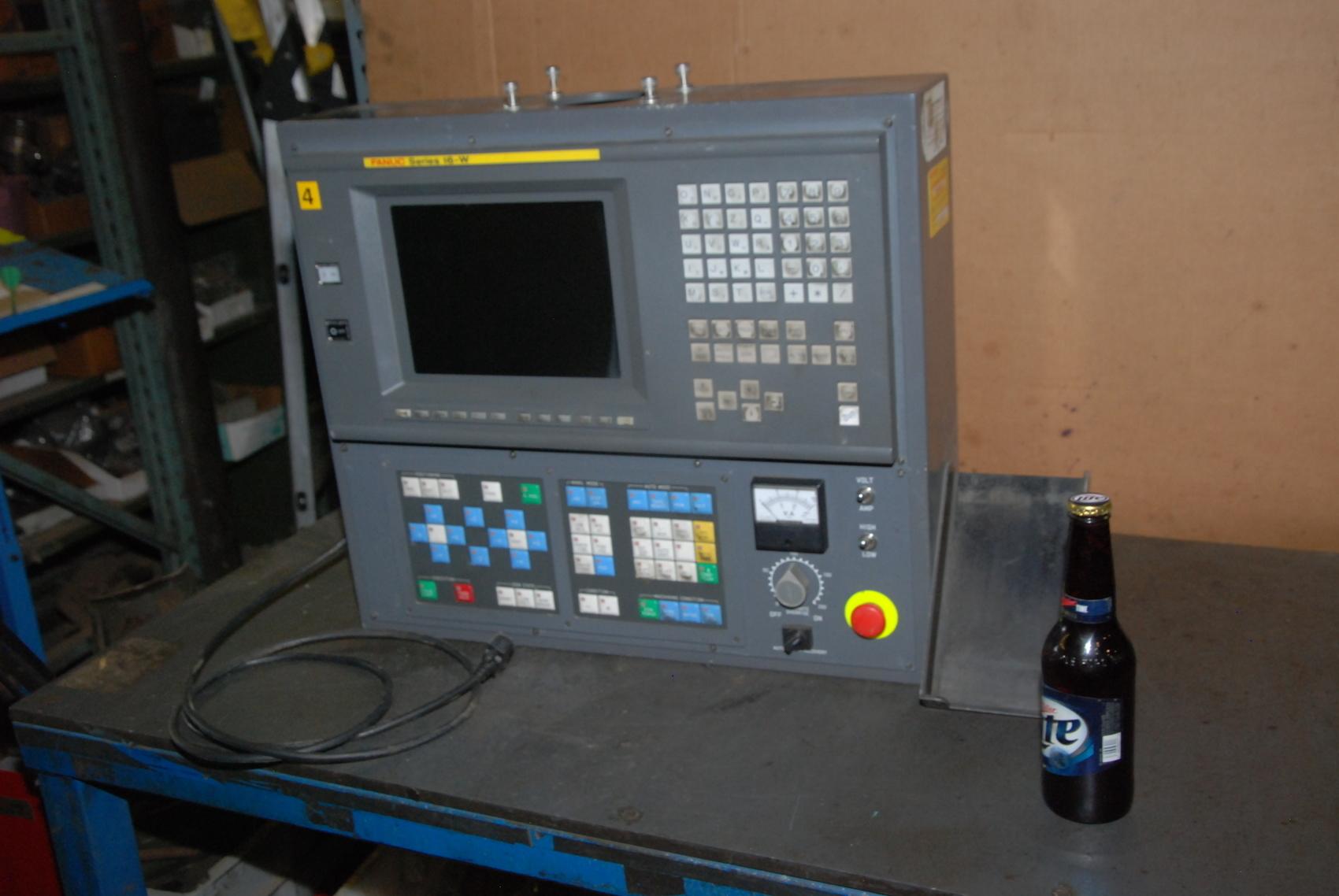 FANUC 16-W Operator panel;LCD/MDI UNIT A02B-0200-C091
