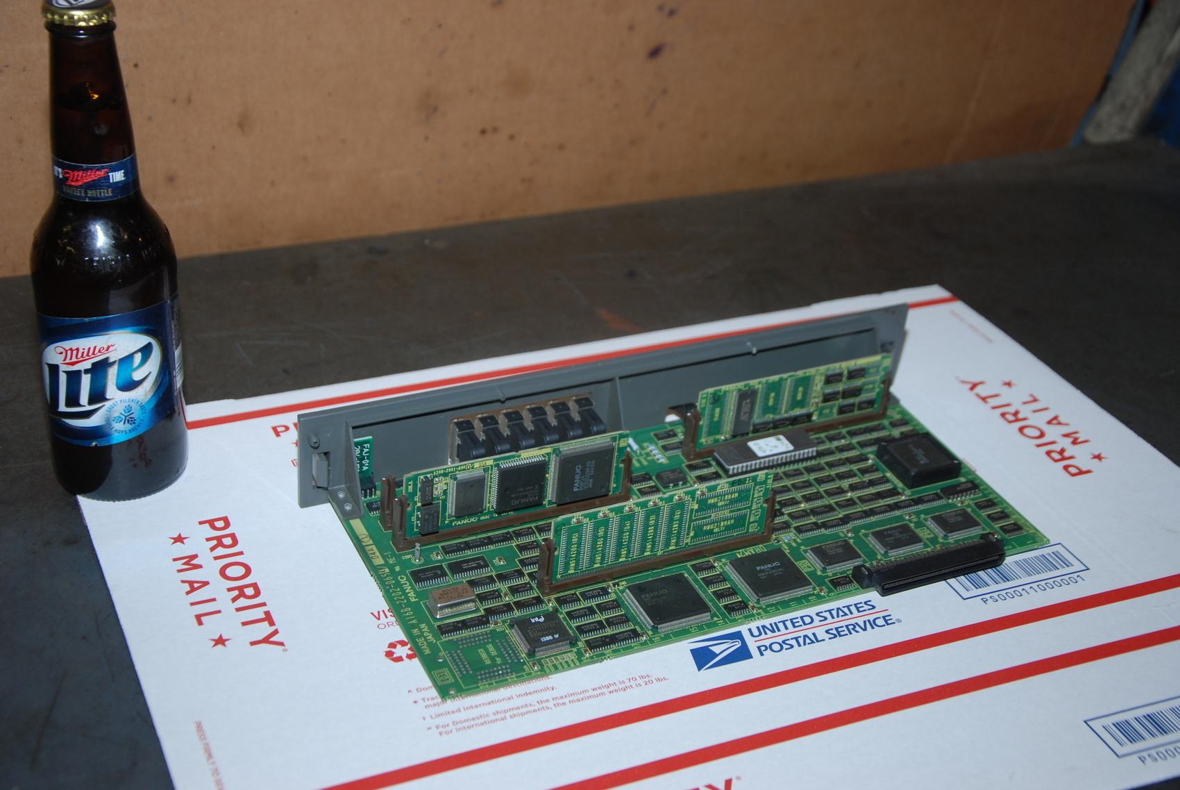Fanuc A16B-2202-0650 04A Circuit Board