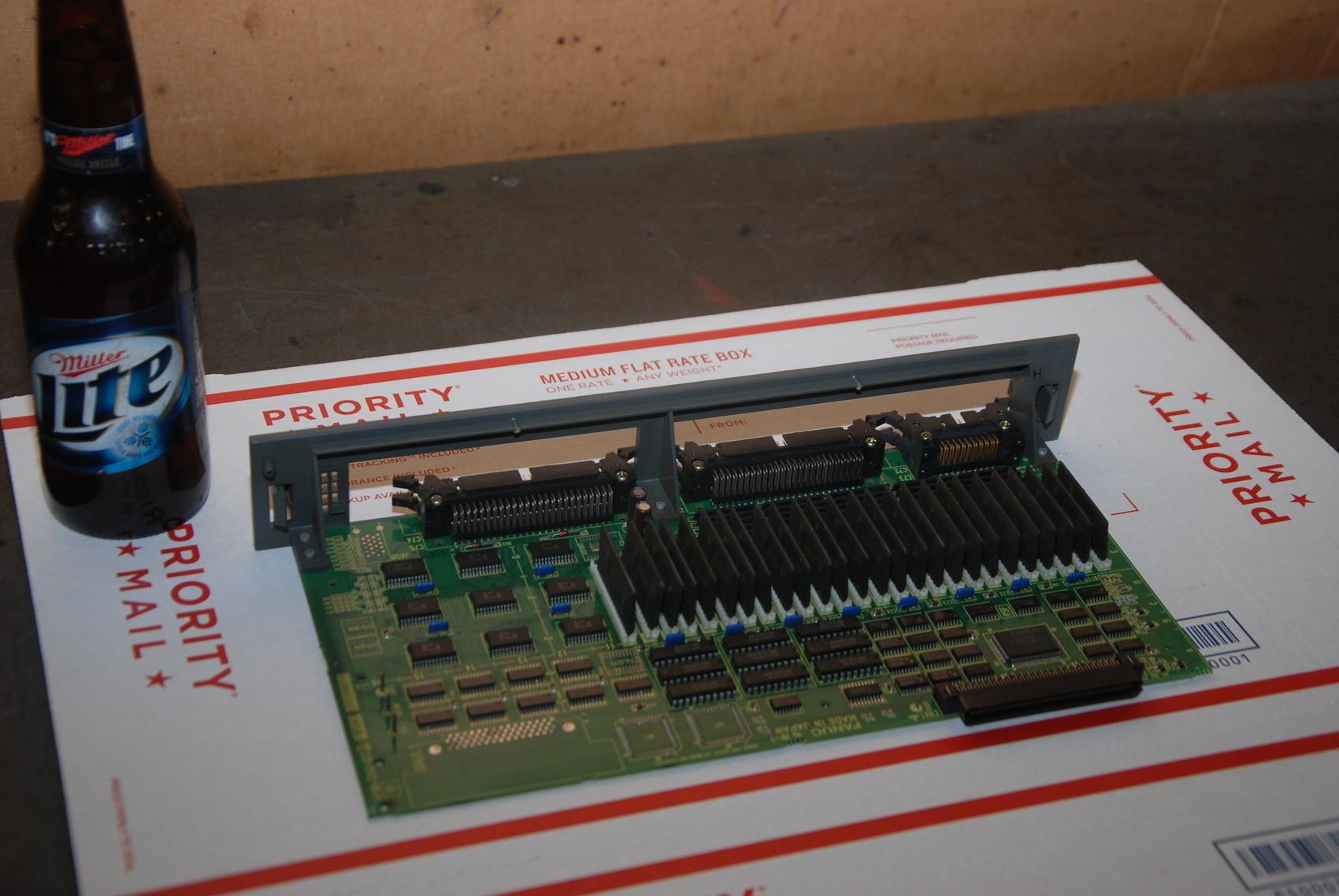 Fanuc A16B-2202-0726/01A Control board