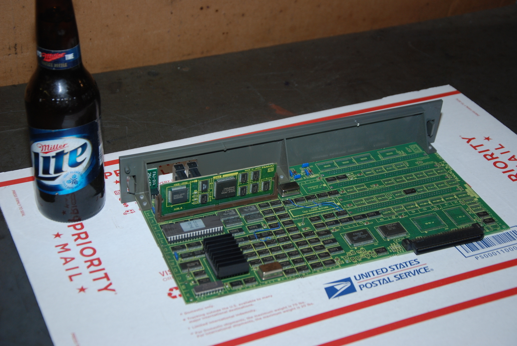 Fanuc A16B-2200-091 Circuit Board