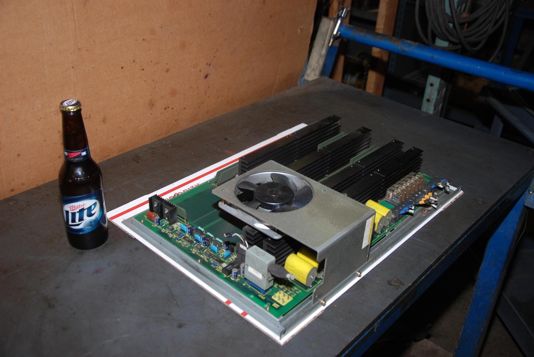 Fanuc A16B-1000-0280/04A PC Board Controller