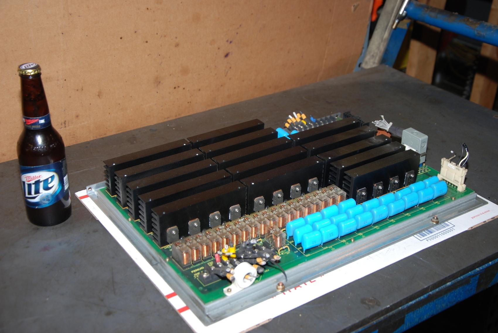 FANUC A16B-1000-0290/03A PC CONTROLLER BOARD