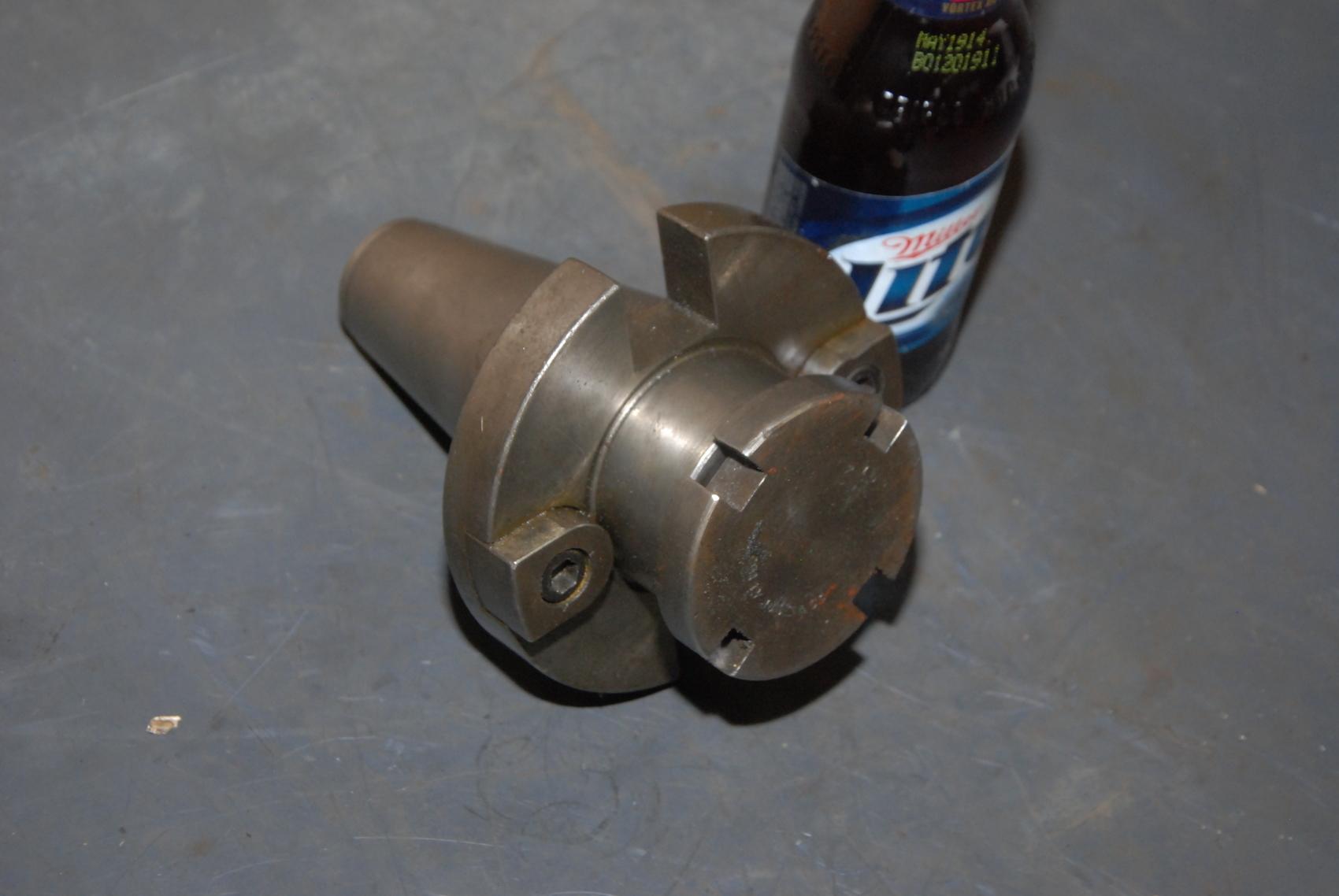 Scully-Jones BM-131 Face Mill Arbor;NMTB50 NMTB 50