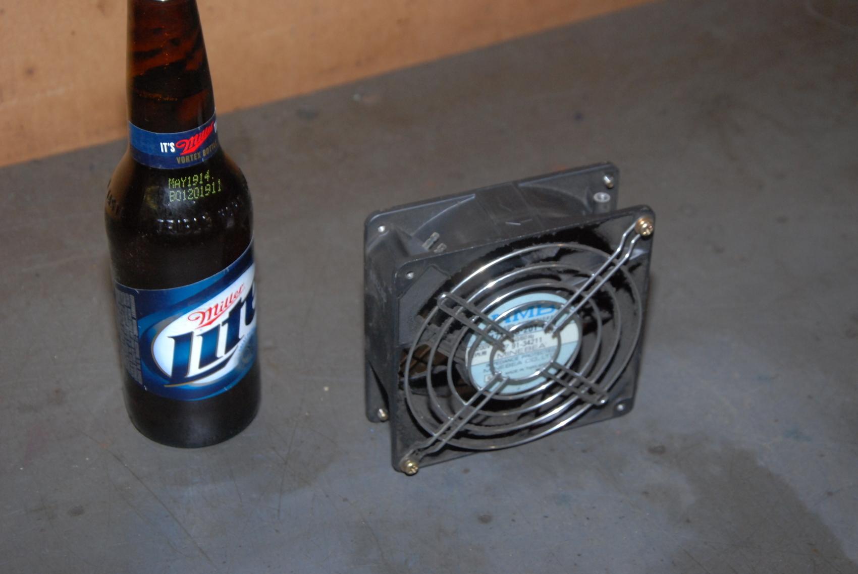 NMB A90L-0001-0219 Fan;4715PS-20T-B30;200VAC;14/16W;120mm
