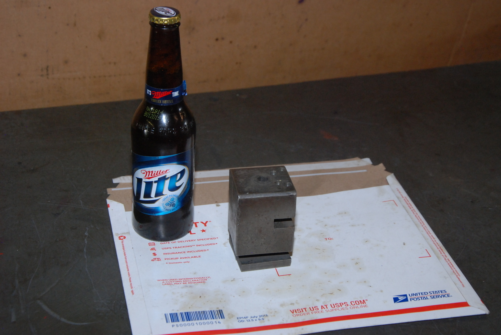 "Lathe tool post tool holder;3/8""x2"""