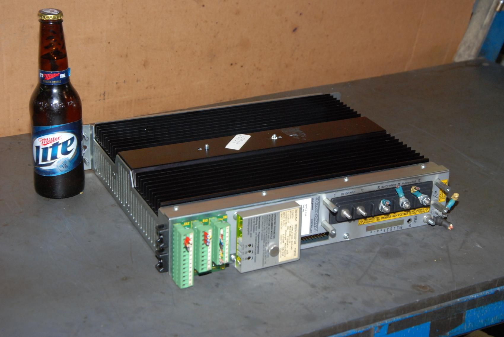 Indramat TDM 3.2-020-300-W1-0 AC Servo Controller
