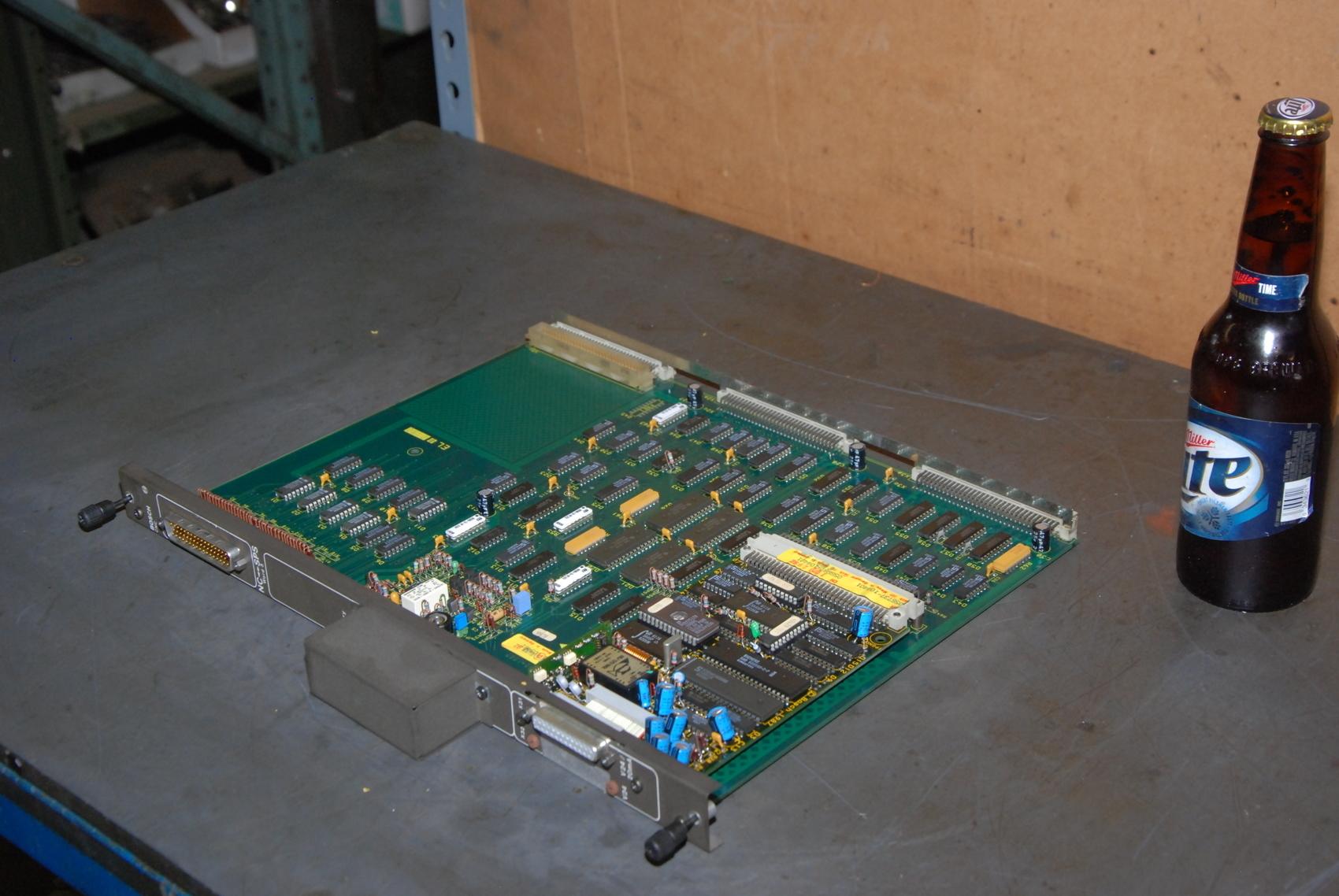 BOSCH 056581-109401 CNC CIRCUIT BOARD CARD