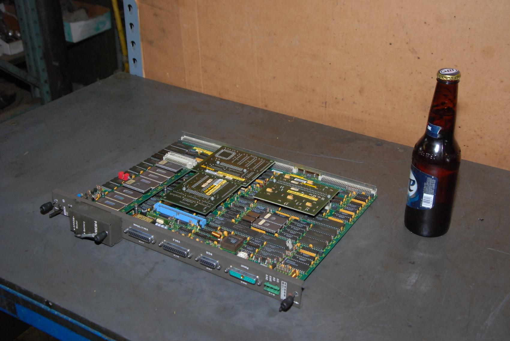 Bosch 1070 066998-101 CNC Circuit Board