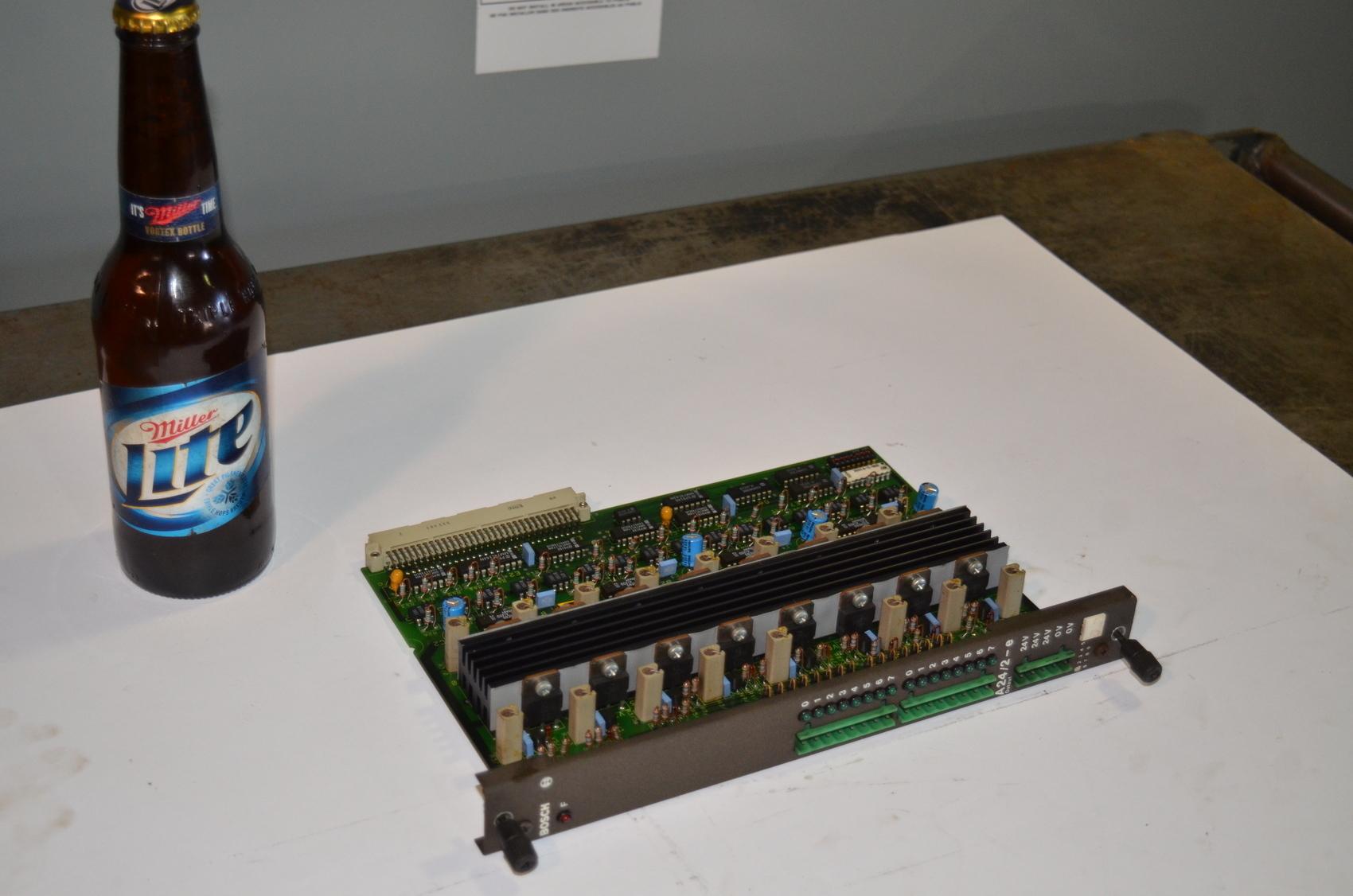 Bosch 050534-409401 CNC Circuit Board,A24/2-e