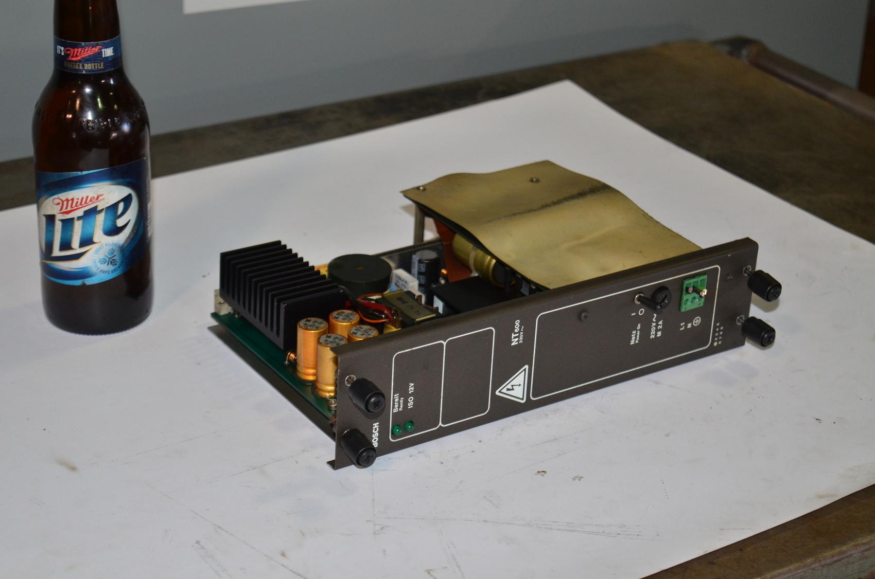 Bosch NT600 CNC Circuit Board PLC Module power supply;044618-120