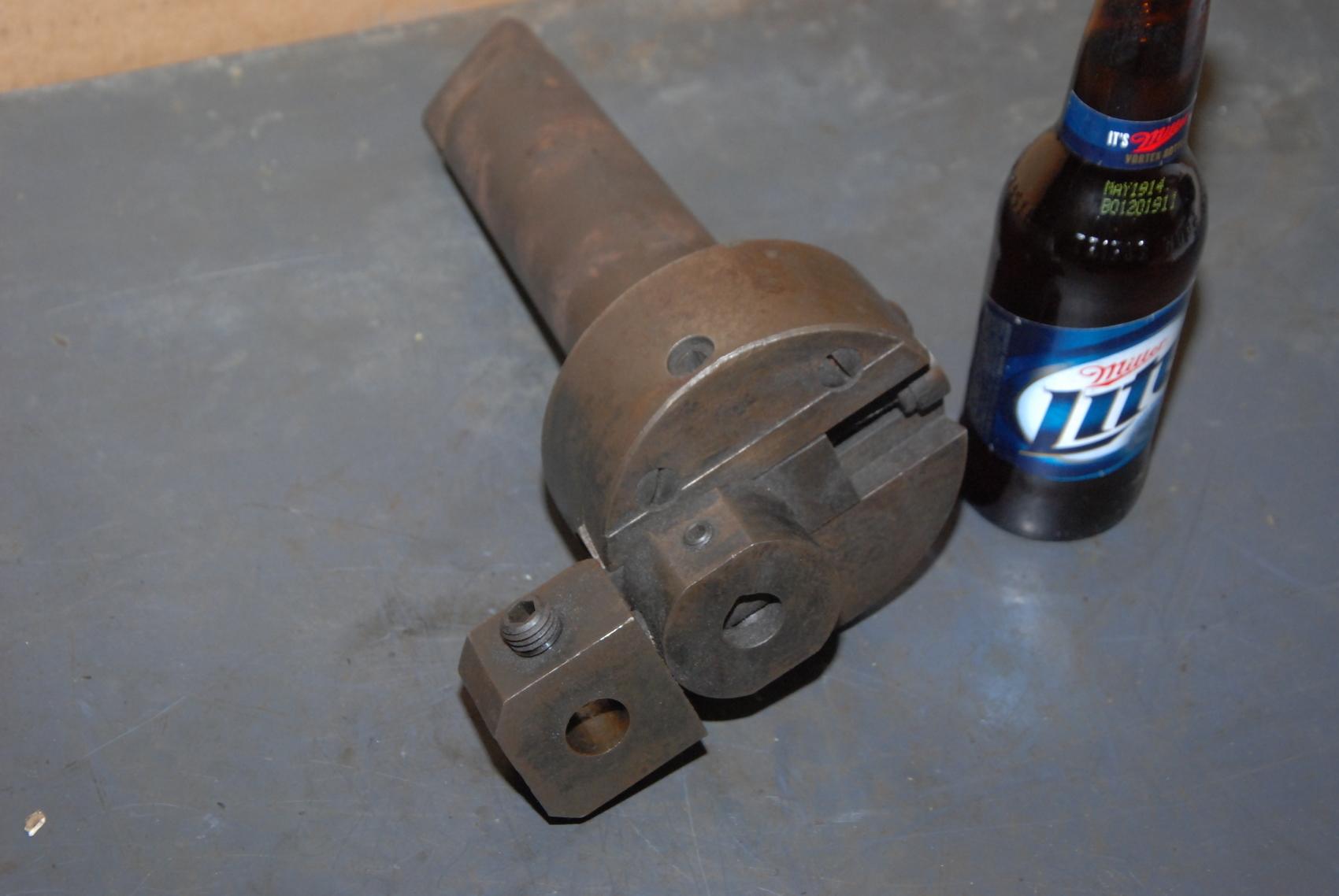 Flynn 35 adjustable Lathe tool holder boring bar holder;MT#6 shank