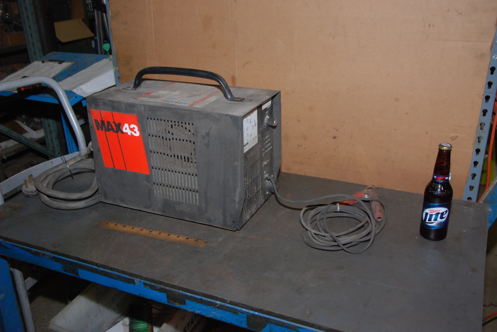 FOR PARTS Hypertherm Max43 Plasma Cutting System