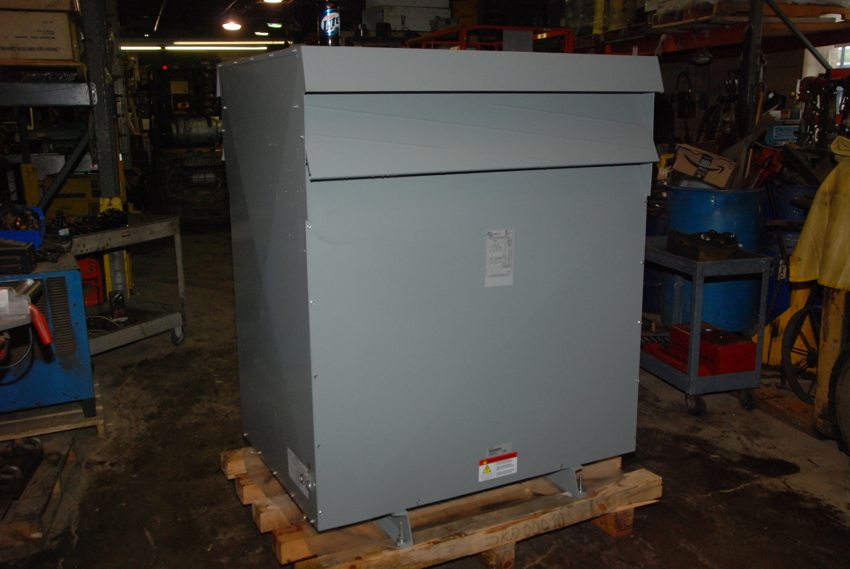 NEW Hammond Power 550 KVA 460v Isolation Transformer;PN:216507