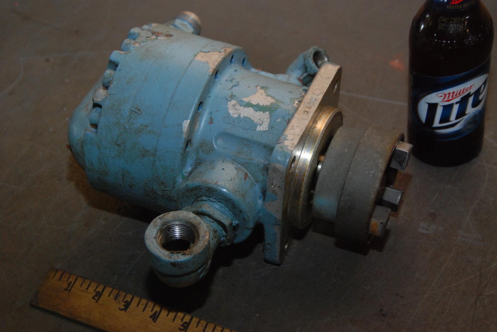 Denison Aluminum Hydraulic Pump