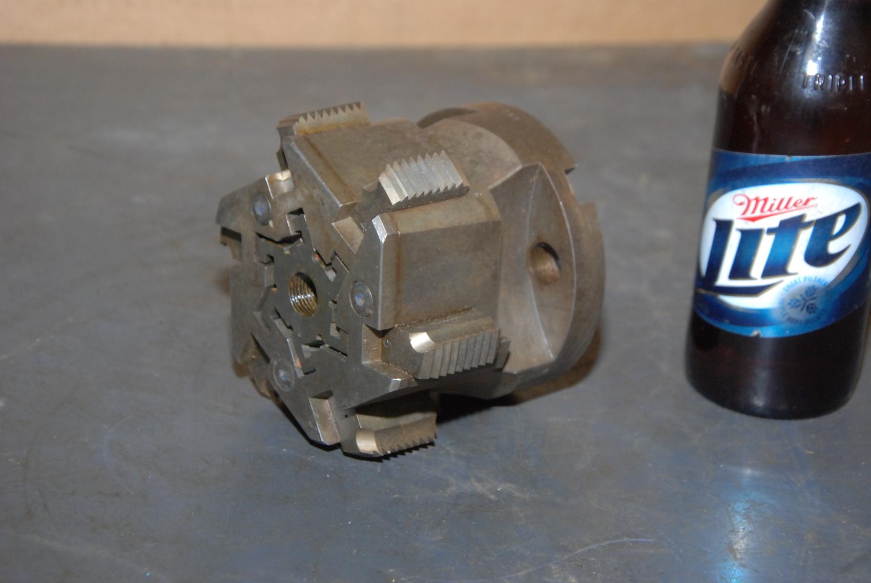 """Landis 4-1/2""""Collapsible tap attachment;31AL5T133"""