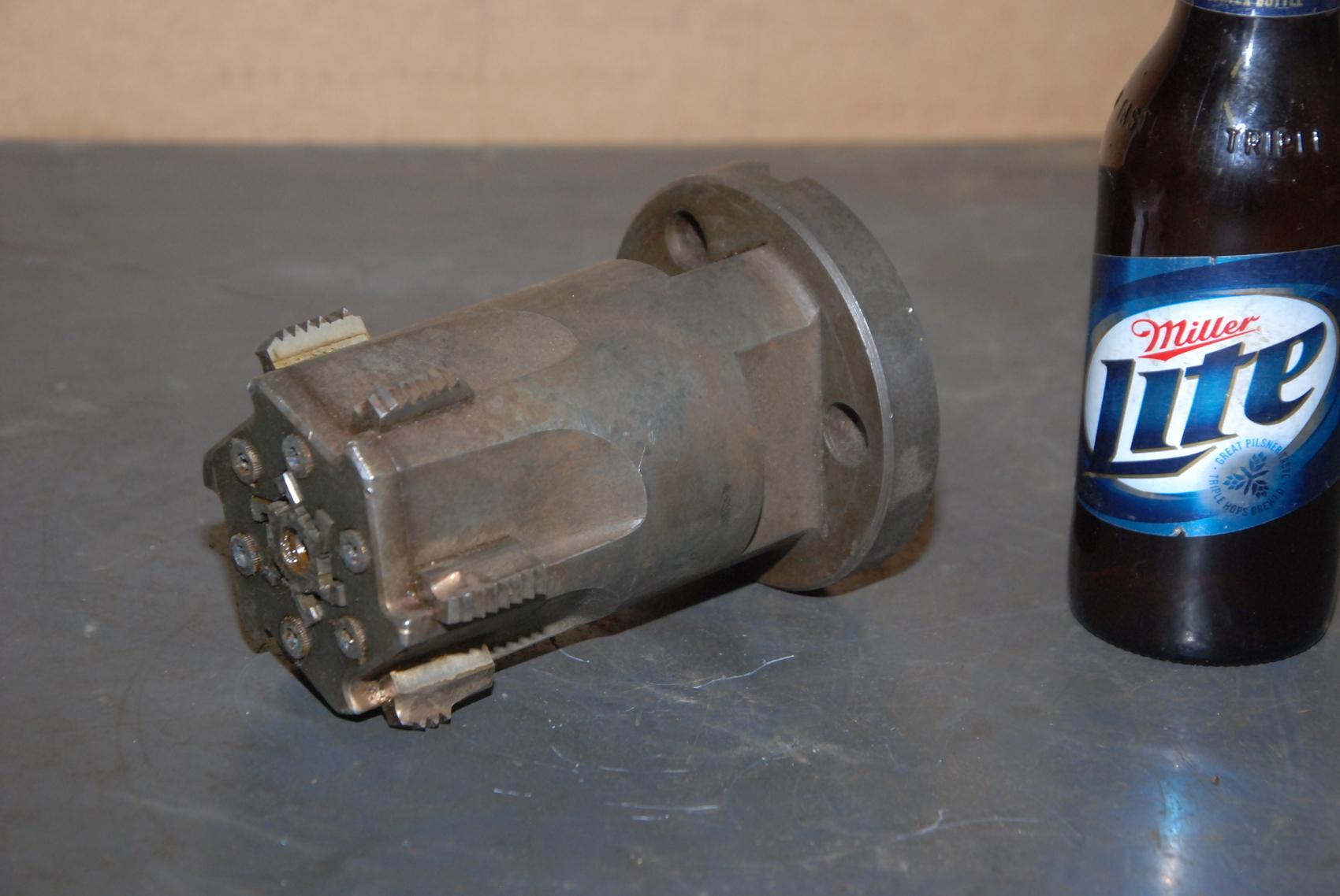 """Landis 3-1/2""""Collapsible tap attachment;28AL5T132"""