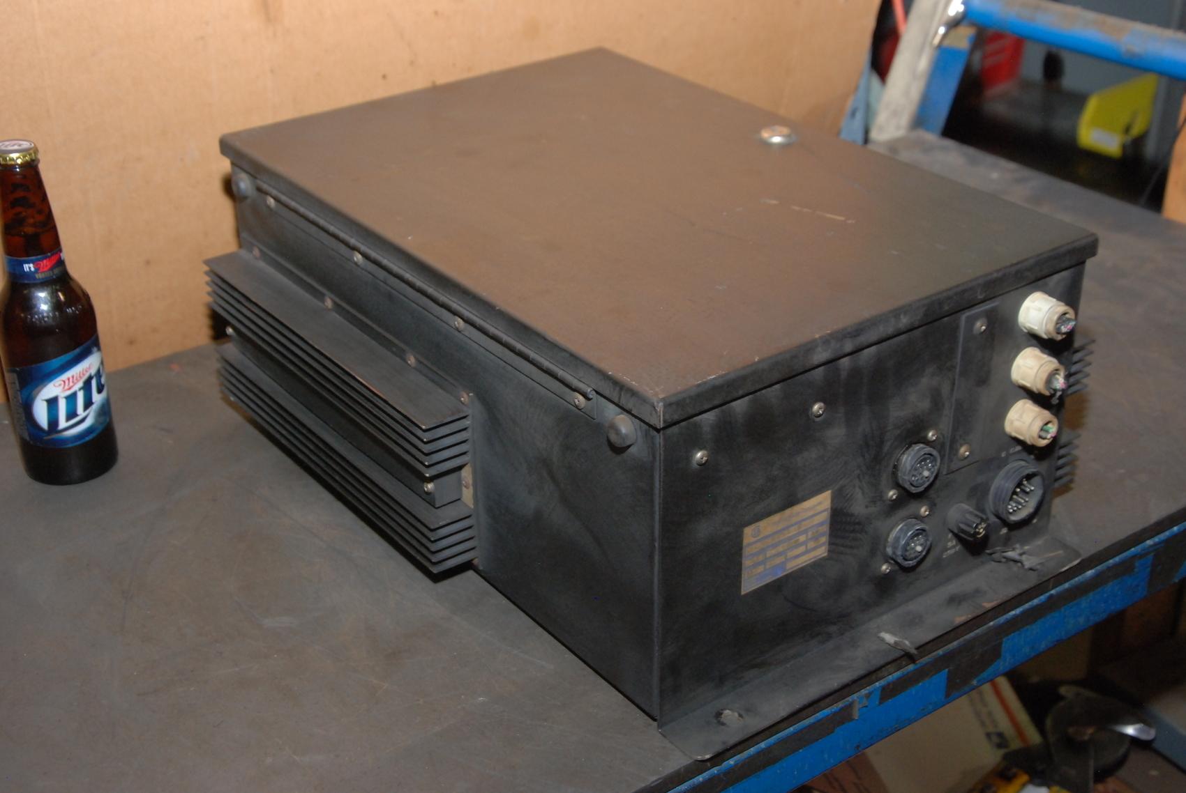 Westinghouse HLT1B 3-Channel Drive System;part:330A772C01;115VAC;5Amps