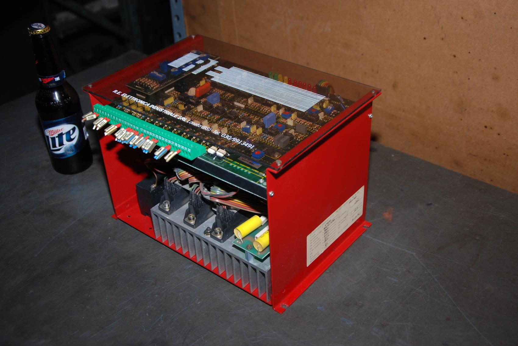 R.B.Elettronica REG 50 3FBR Servo Drive