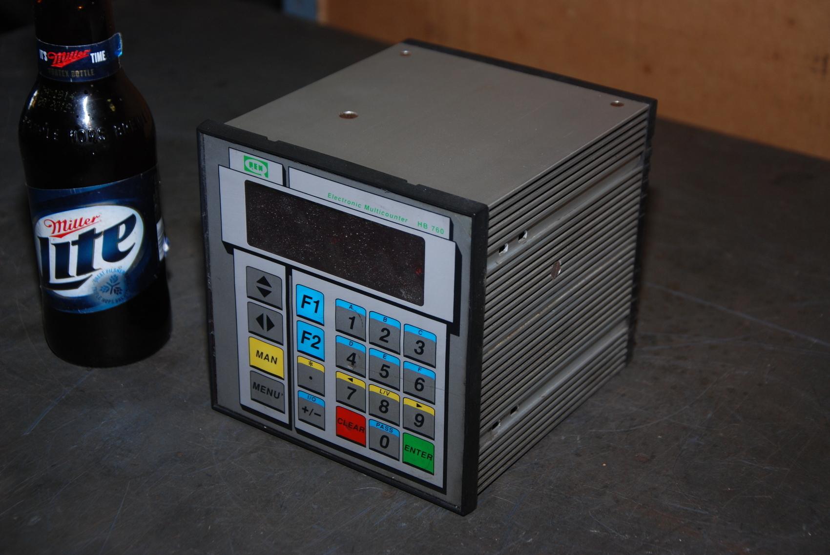 REN HB 760 Electronic Multicounter