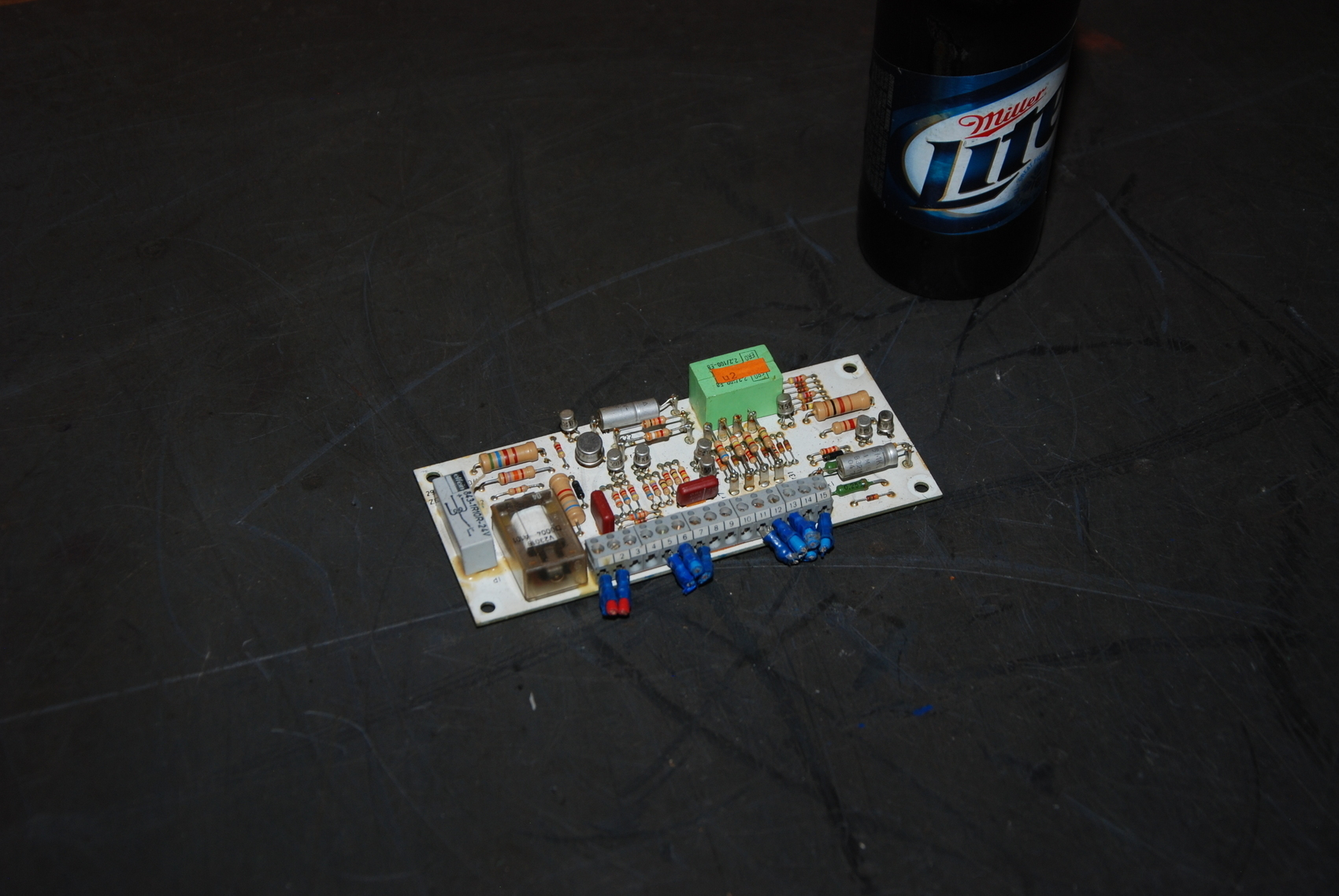 AEG Minisemi 29.2308.0180/1Circuit Board from UTECO CORAL 675