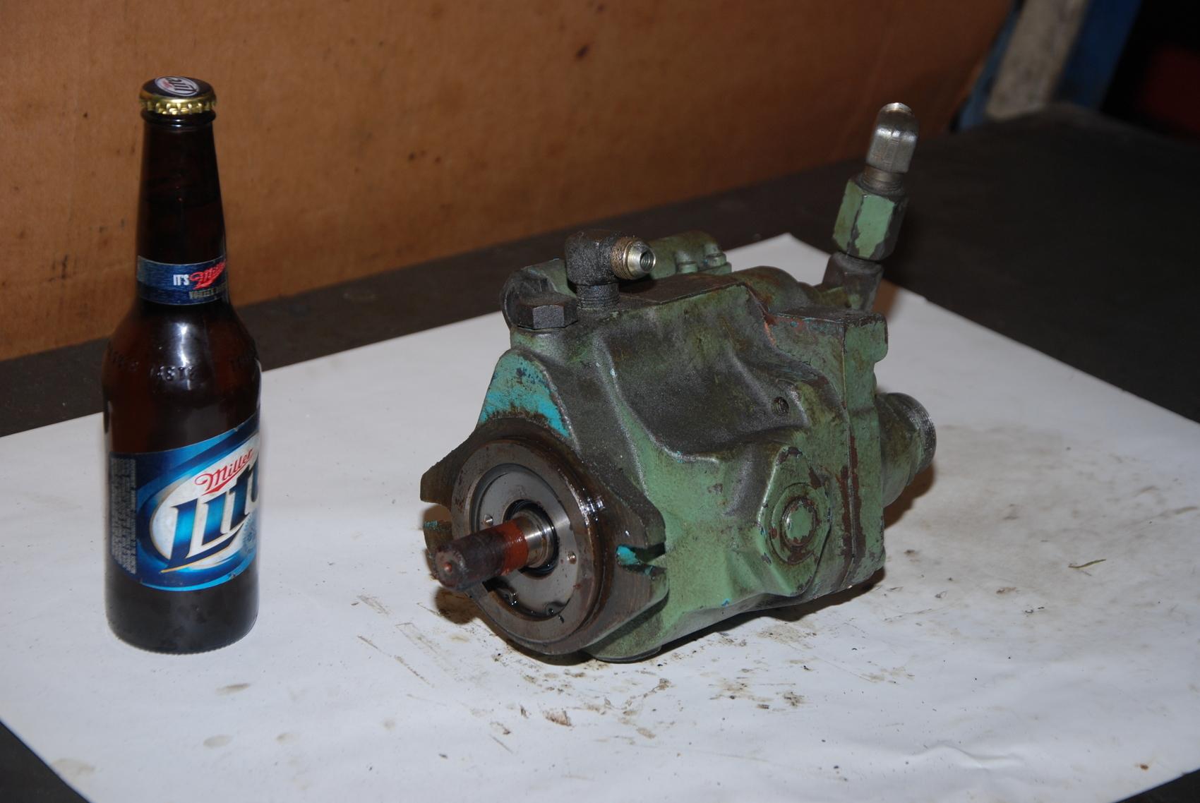 Daikin V15 A1R 40 Hydraulic Piston Pump