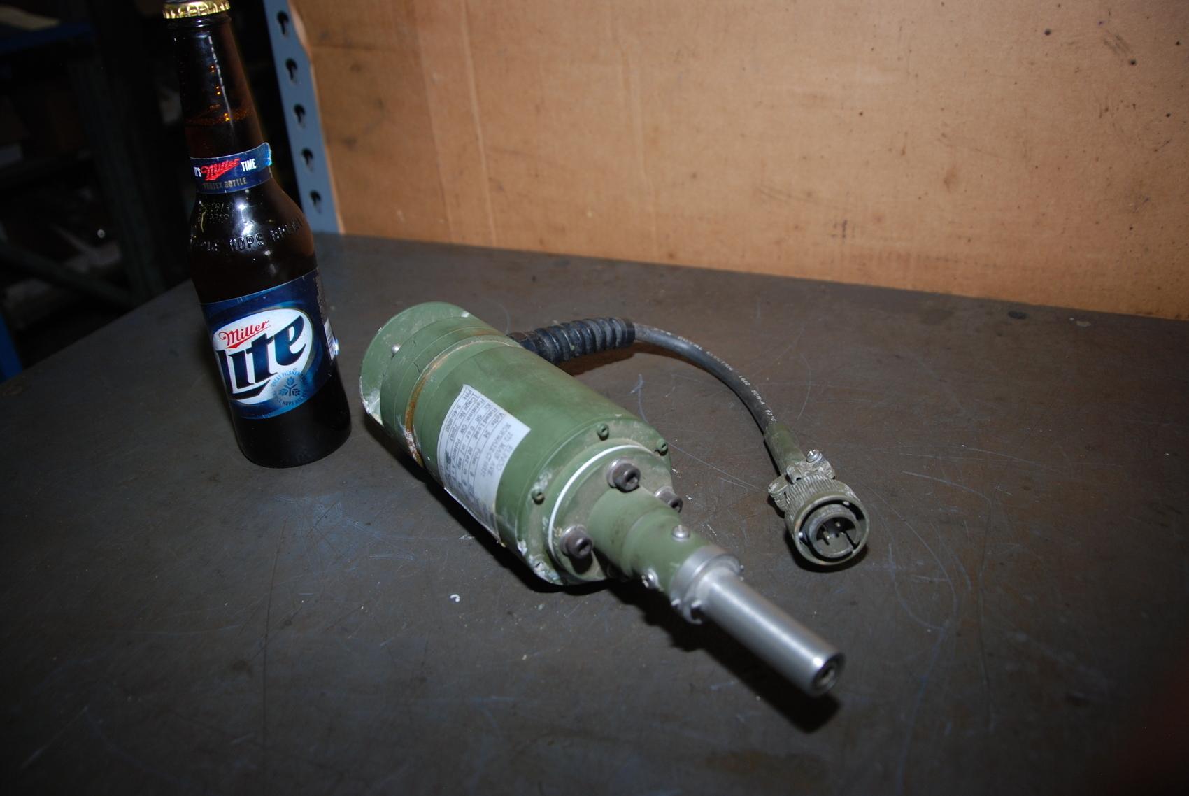 Elinco D30Y-0050-0502-B-19A Low inertia(IMC)Brush DC motor