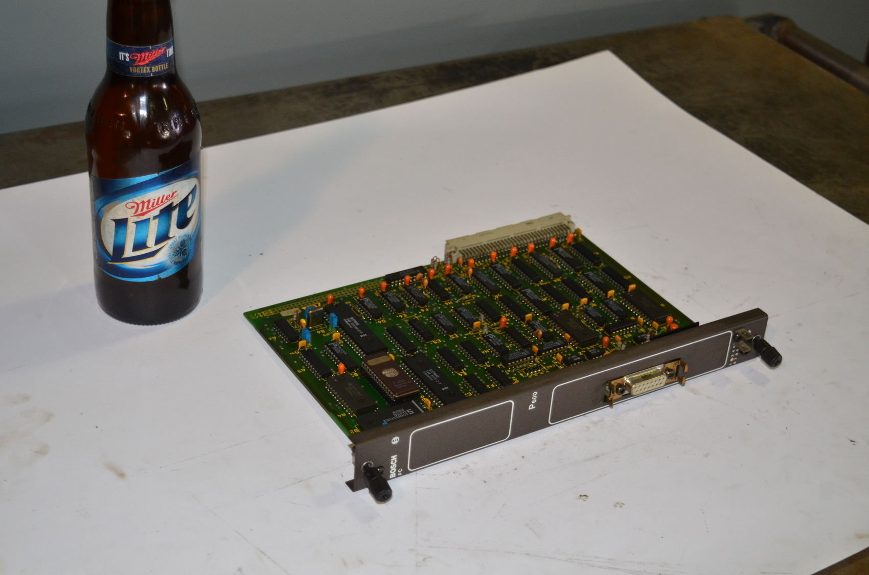 Bosch P600 CNC Circuit Board PLC Module,041363-308401