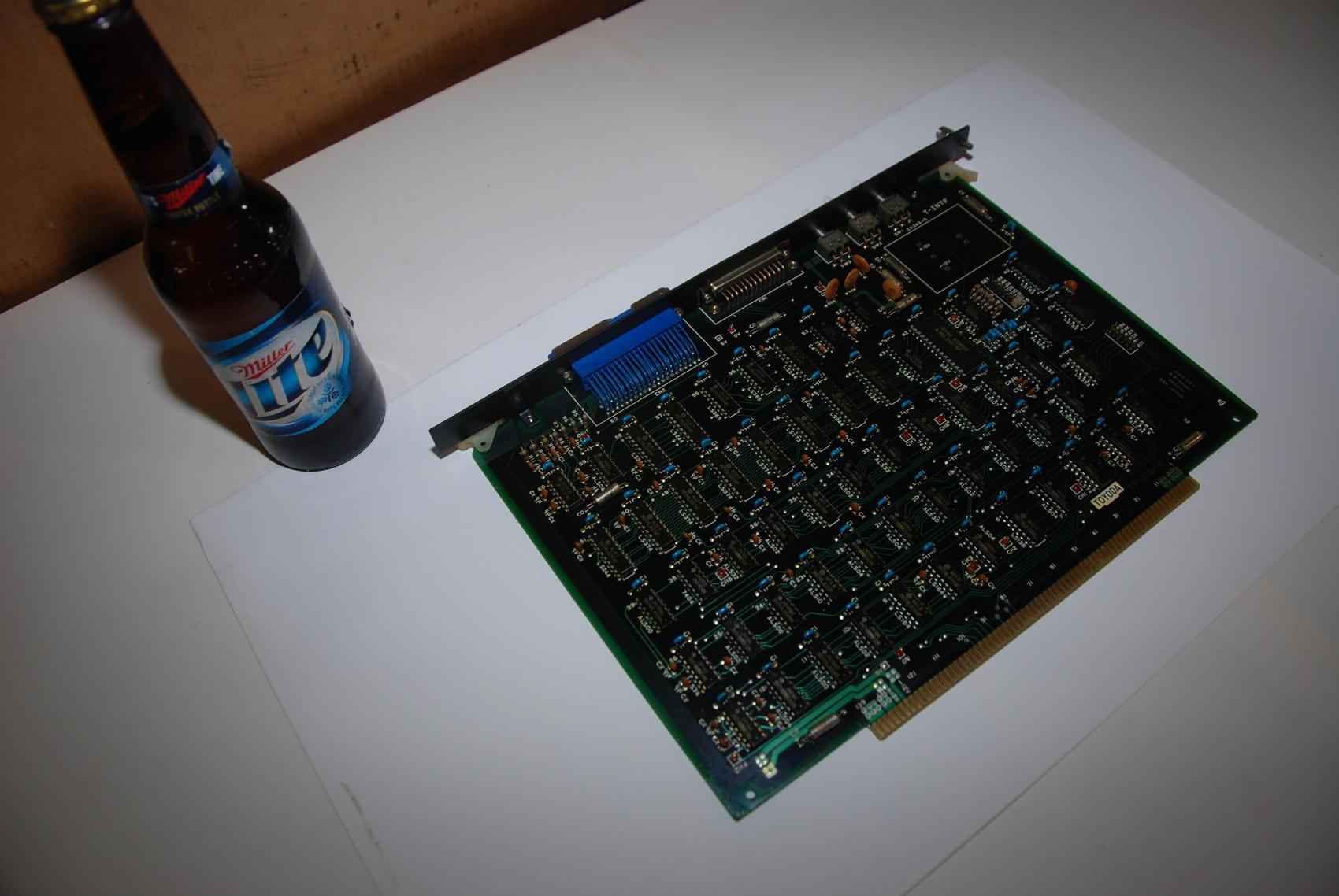 Toyoda TP-2151-5 Circuit Board CNC PLC Module