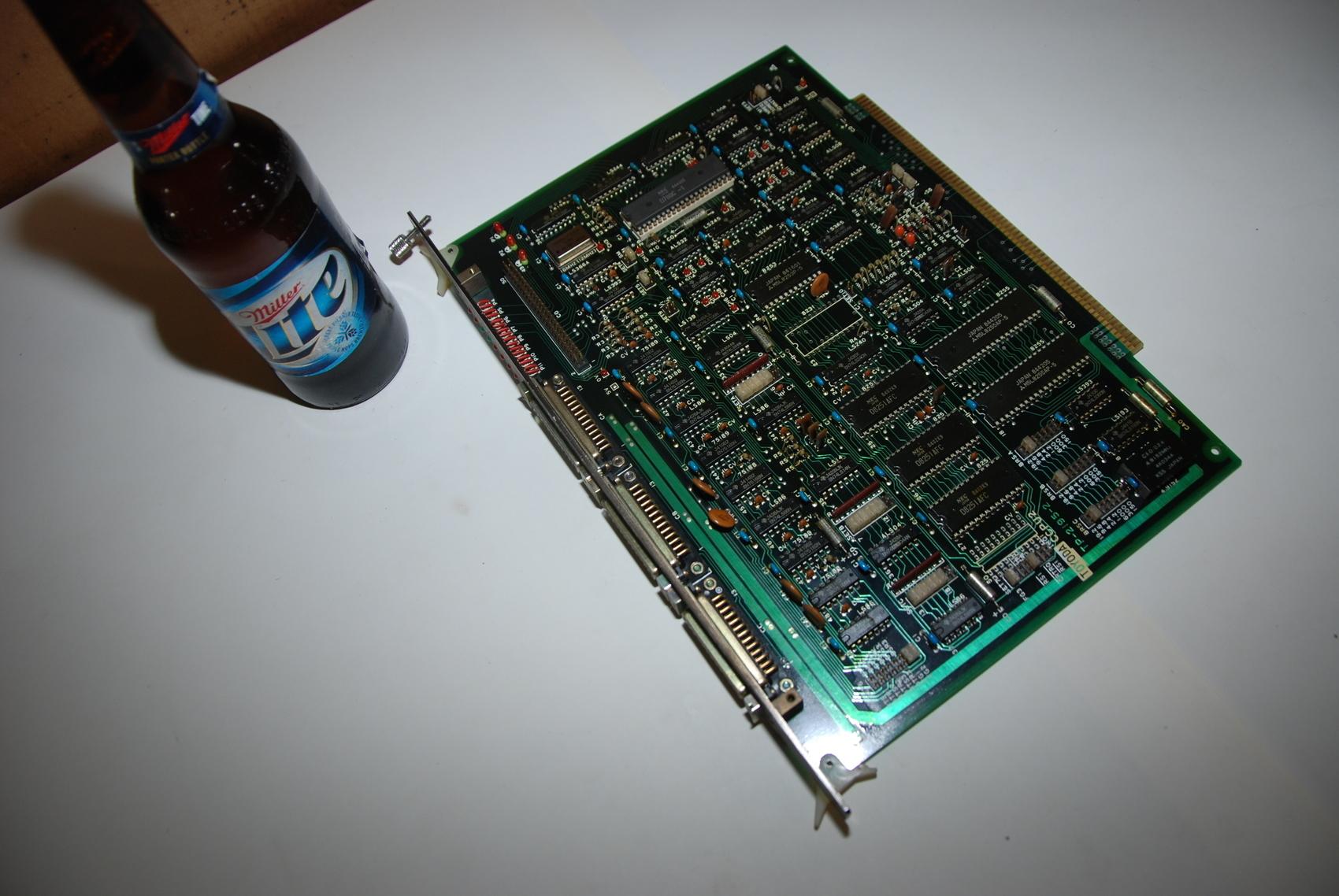 Toyoda CCPU2 TP-2195-2 Circuit Board CNC PLC Module