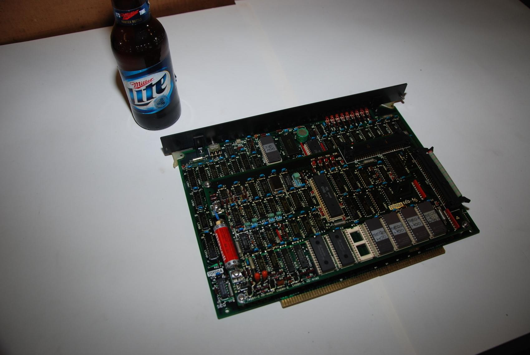 Toyoda TP-2200-3/TP-2201-3 Circuit Board CNC PLC Module